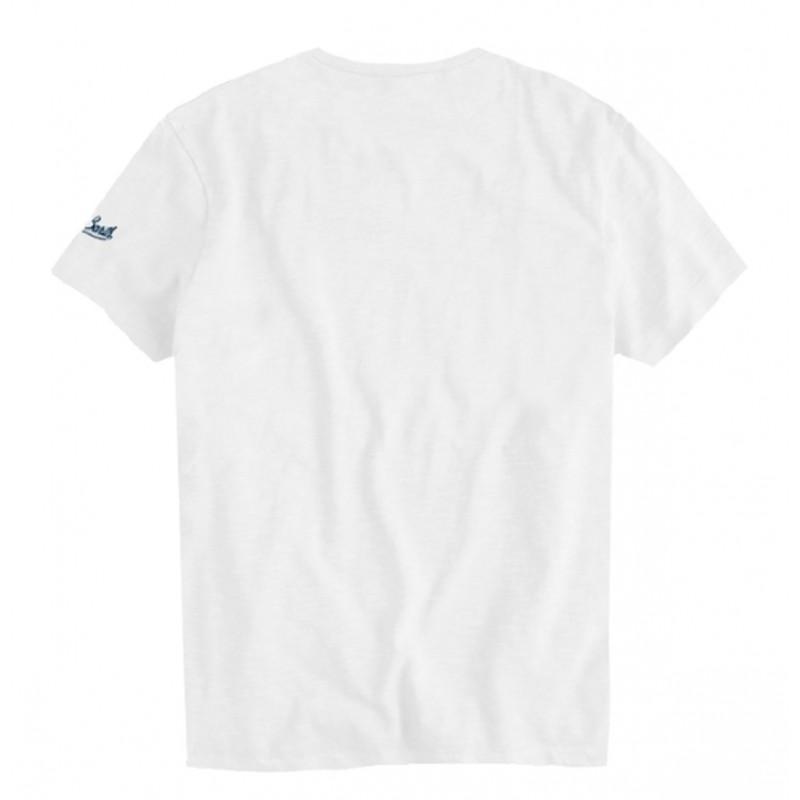 T-shirt MC2 Saint Barth con taschino MC2 SAINT BARTH   T-shirt   PRESIDENT01