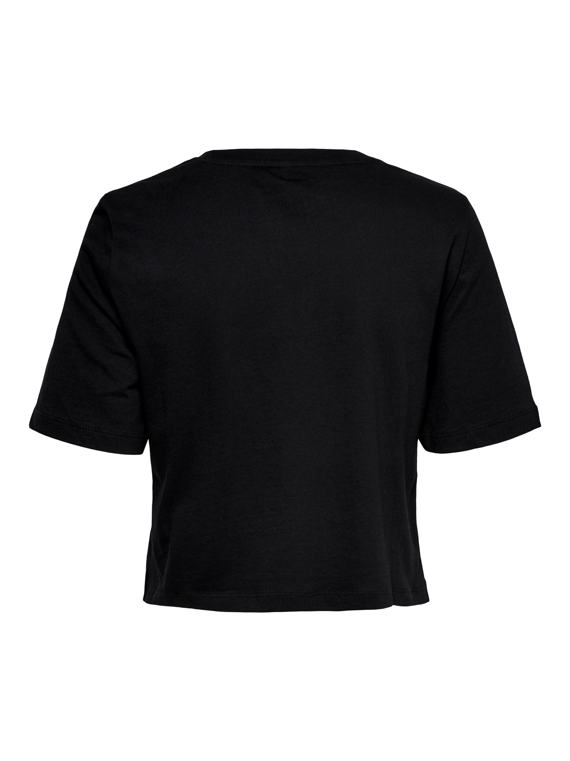 T-shirt ONLY   Maglia   15229462BLACK