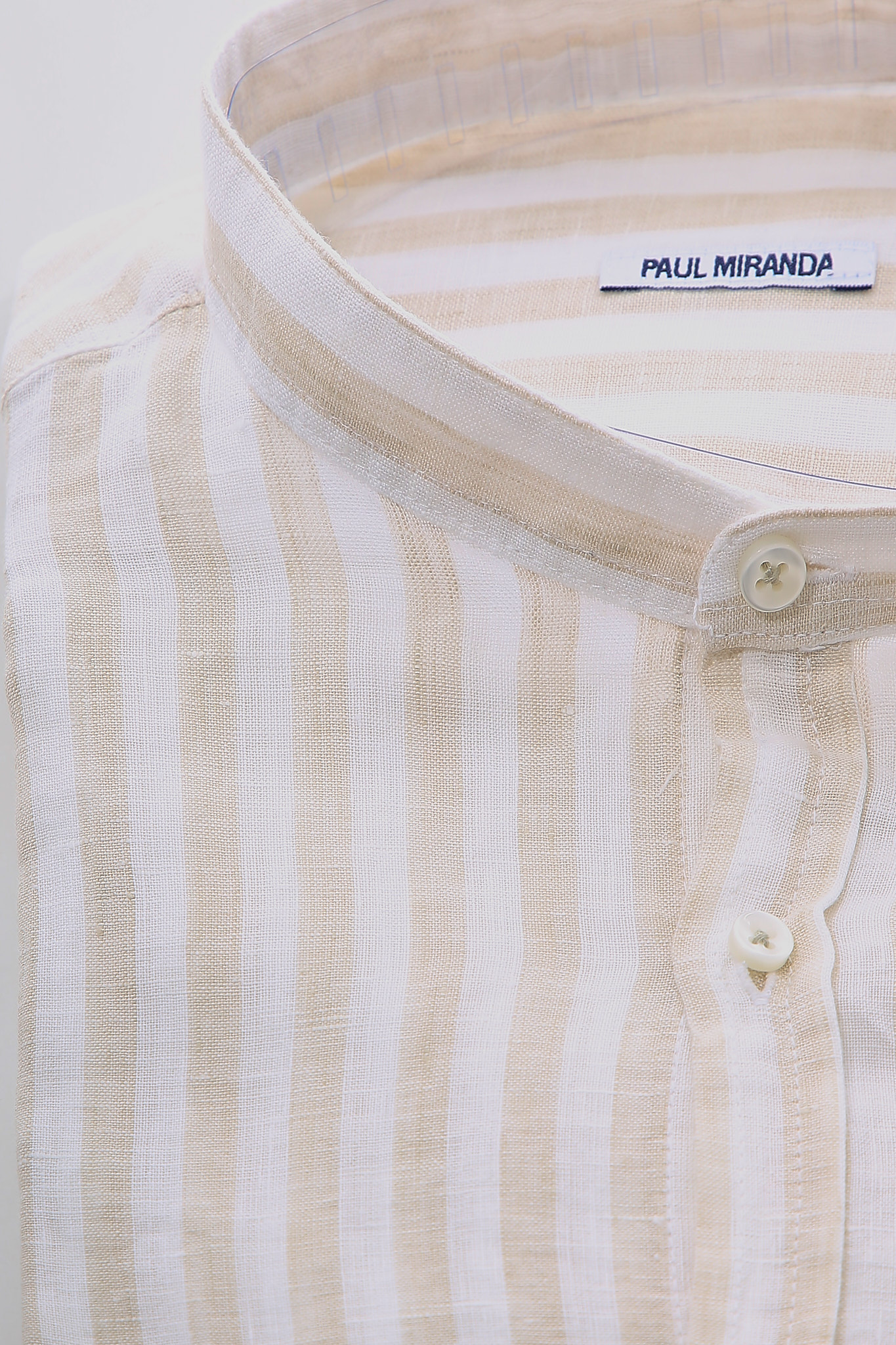 Camicia Paul Miranda PAUL MIRANDA | Camicia | CA808BEIGE