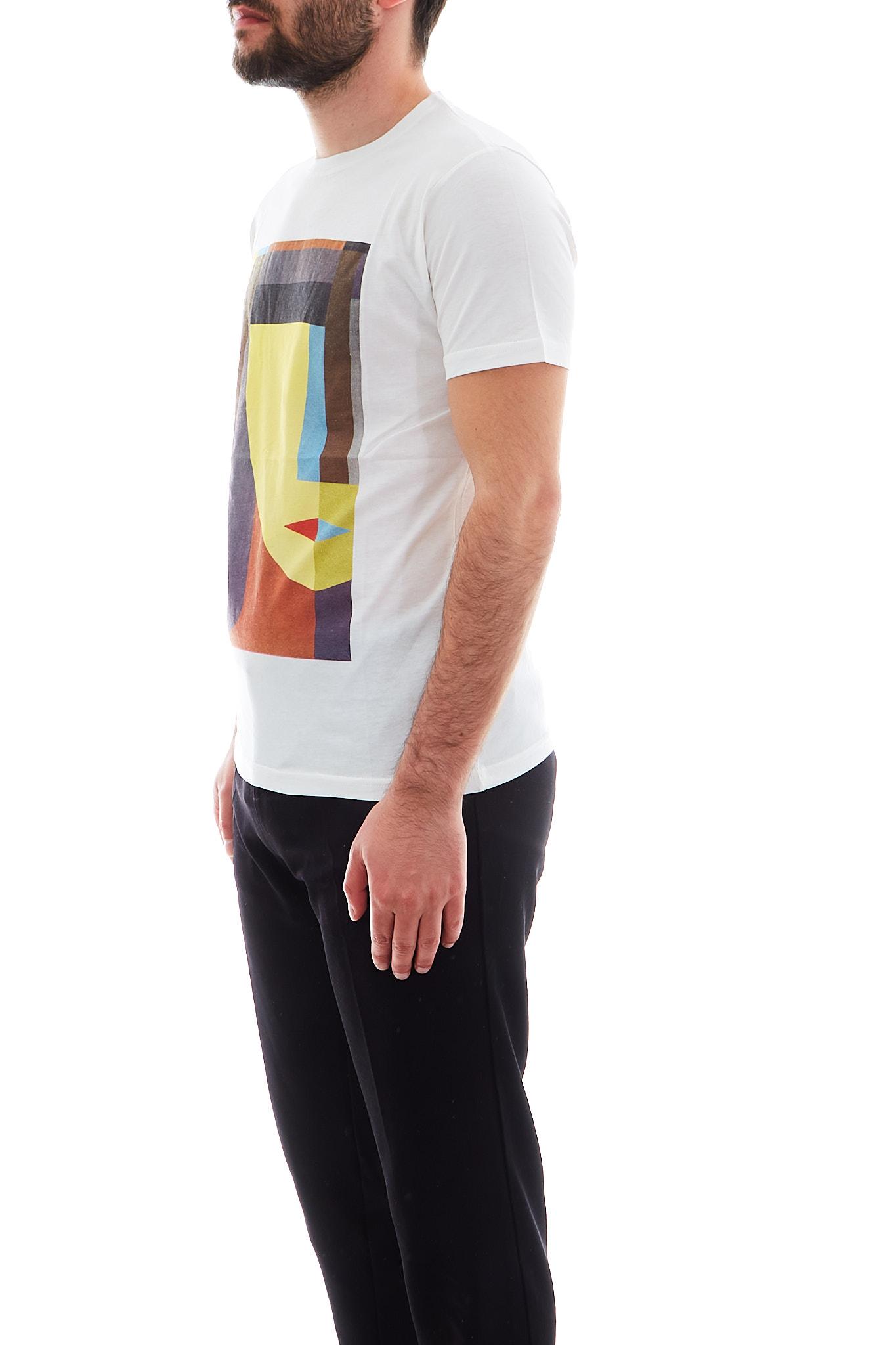 T-shirt Paul Miranda PAUL MIRANDA   T-shirt   ME1041BIANCO
