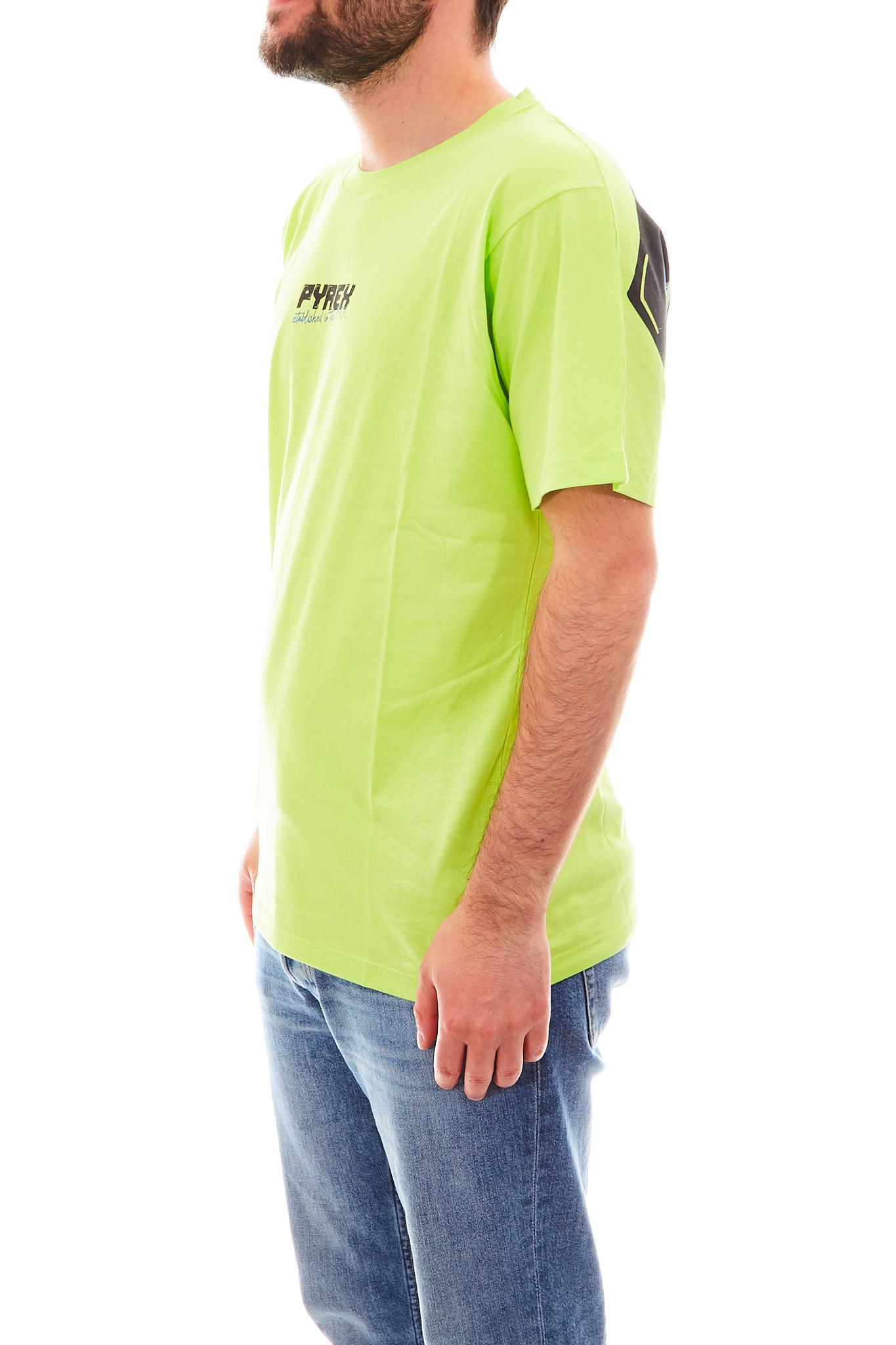 T-shirt Pyrex PYREX   Maglia   EPB41961VERDE