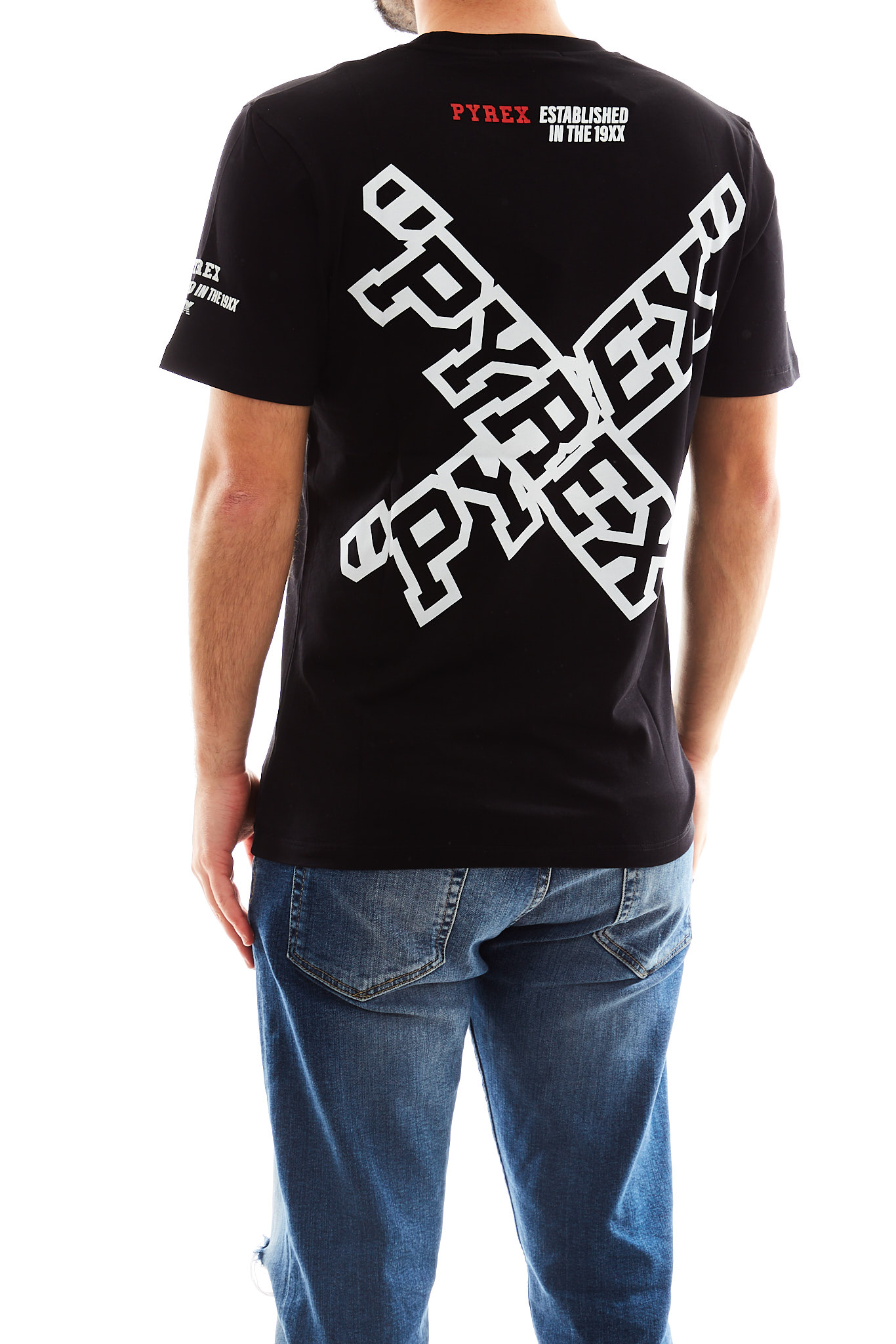 T-shirt Pyrex PYREX   Maglia   EPB42115NERO