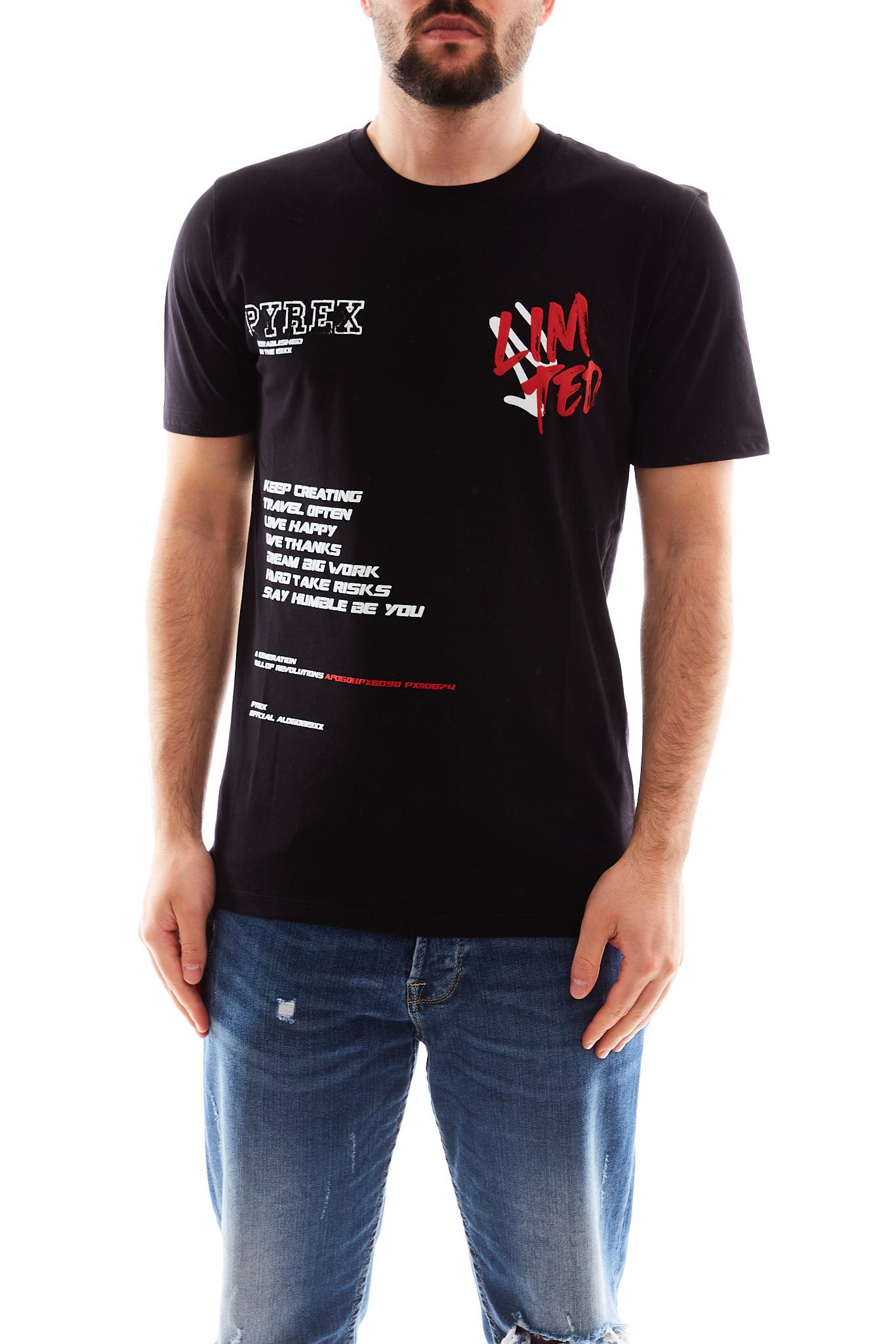 T-shirt Pyrex PYREX | Maglia | EPC42294NERO
