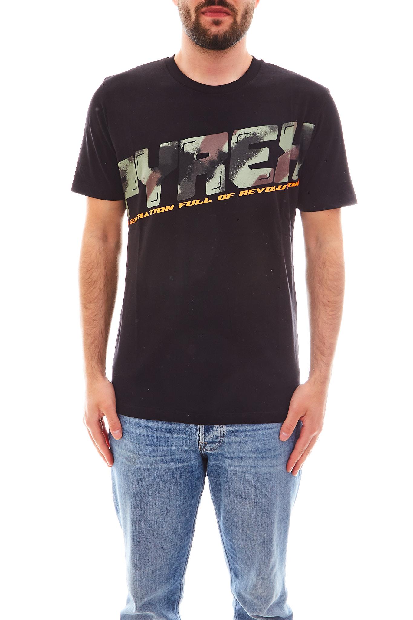 T-shirt Pyrex PYREX   Maglia   EPC42313NERO