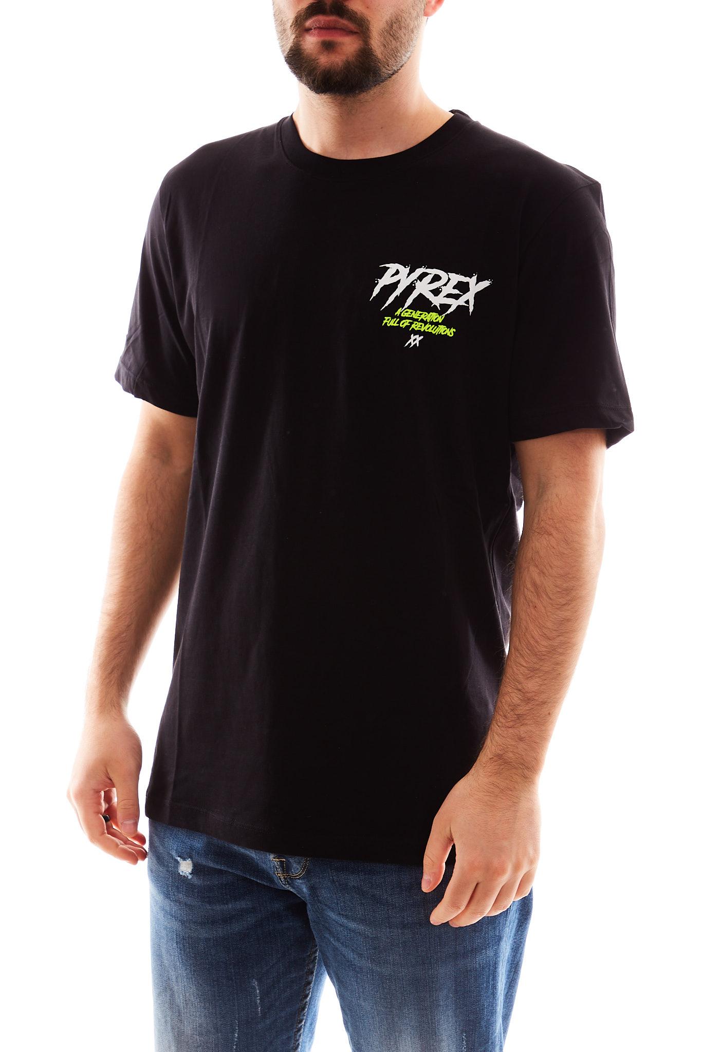 T-shirt Pyrex PYREX | Maglia | EPC42319NERO