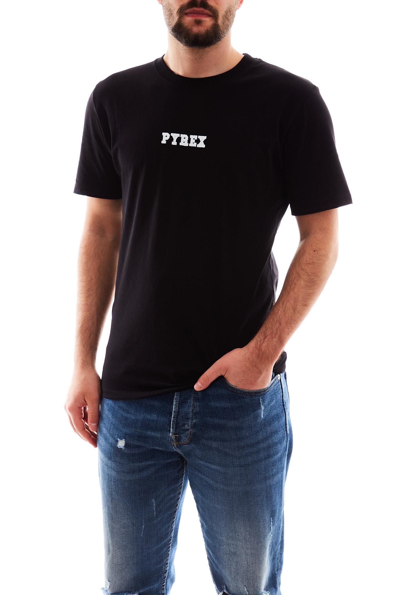 T-shirt Pyrex PYREX   Maglia   EPC42441NERO