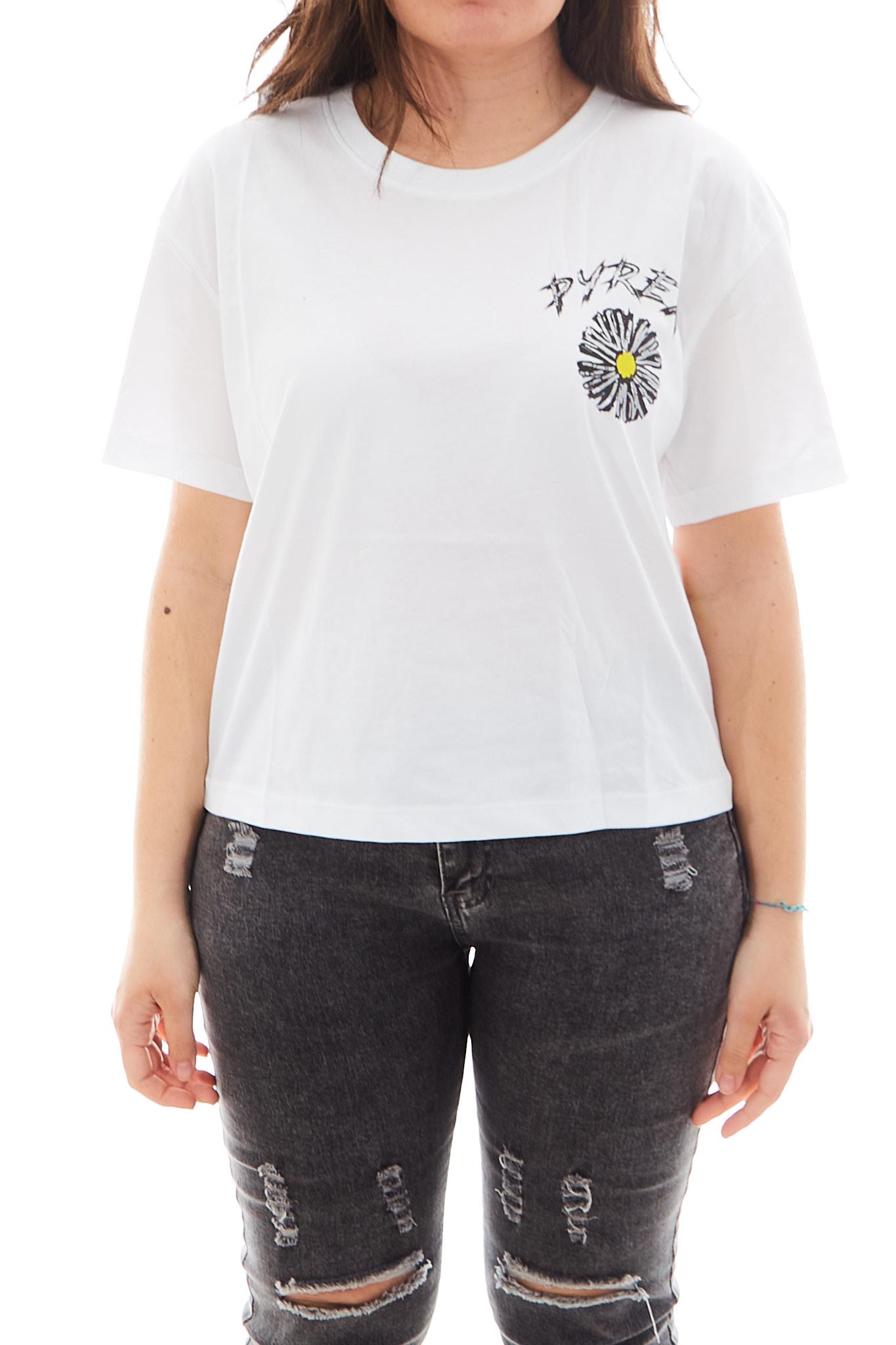 T-shirt Pyrex PYREX   Maglia   EPC42453BIANCO