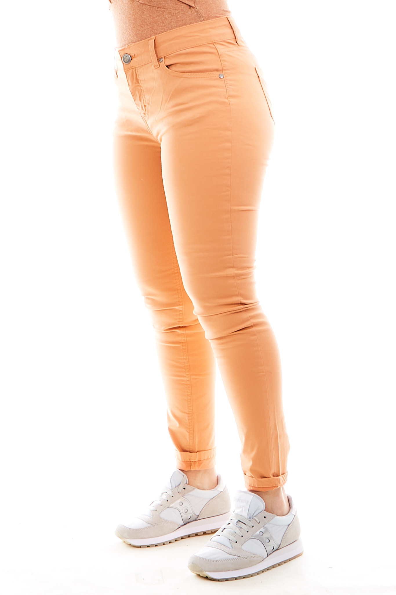 Pantaloni SETTE/MEZZO   Pantalone   E31-5TASCHEMANDARINO