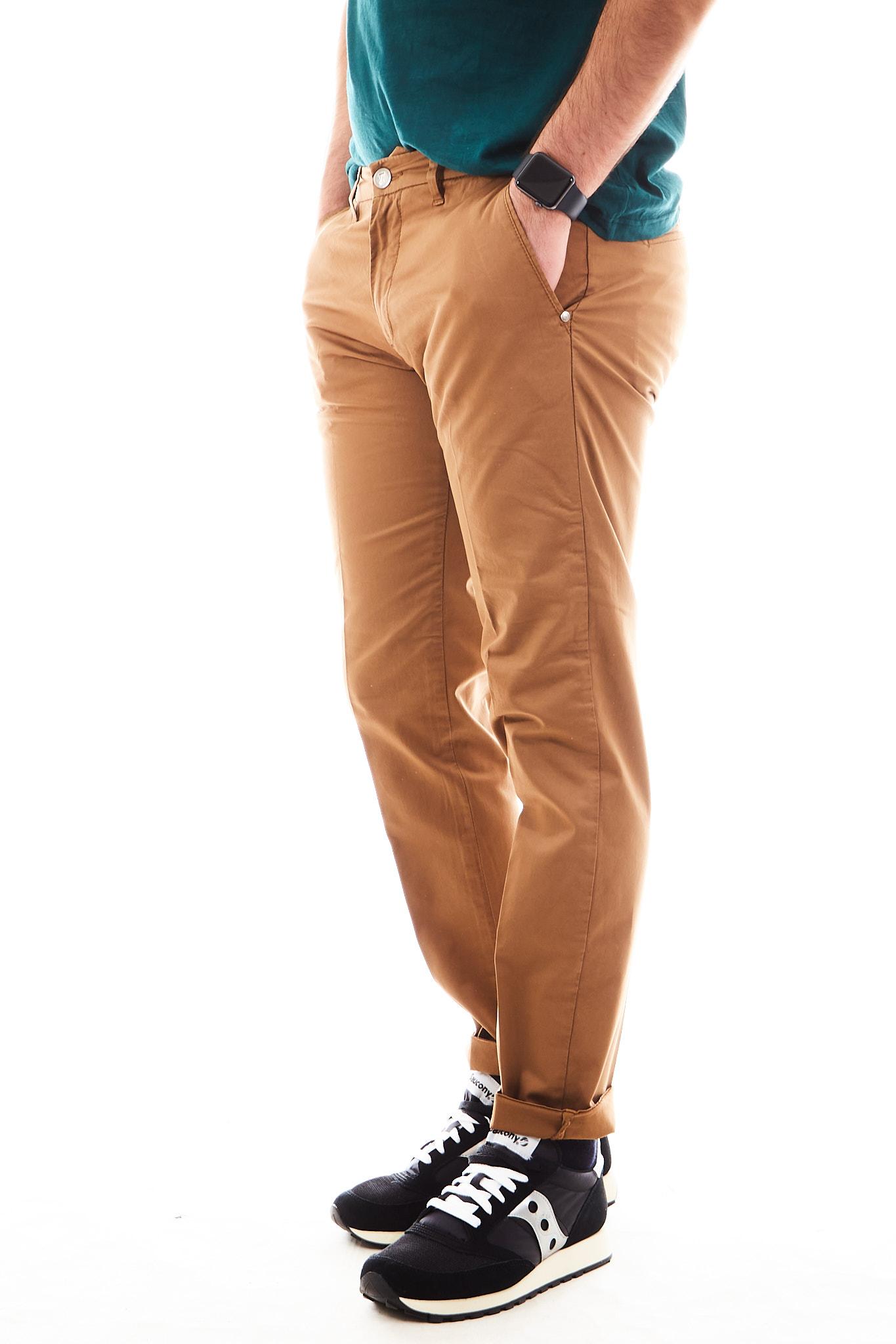 Pantaloni SETTE/MEZZO | Pantalone | E98/8136NOCCIOLA