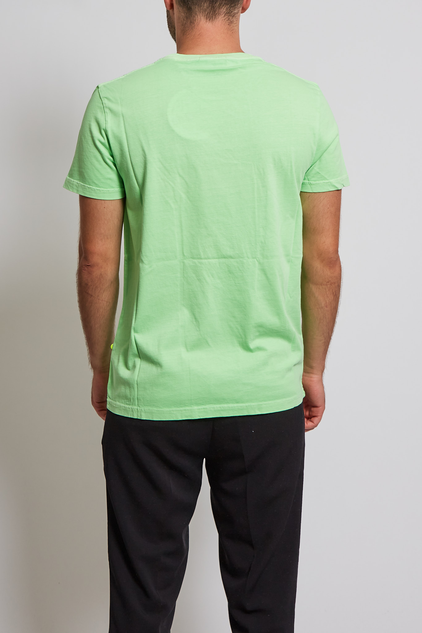 T-shirt Shockly SHOCKLY   T-shirt   213T420GREEN FLUO