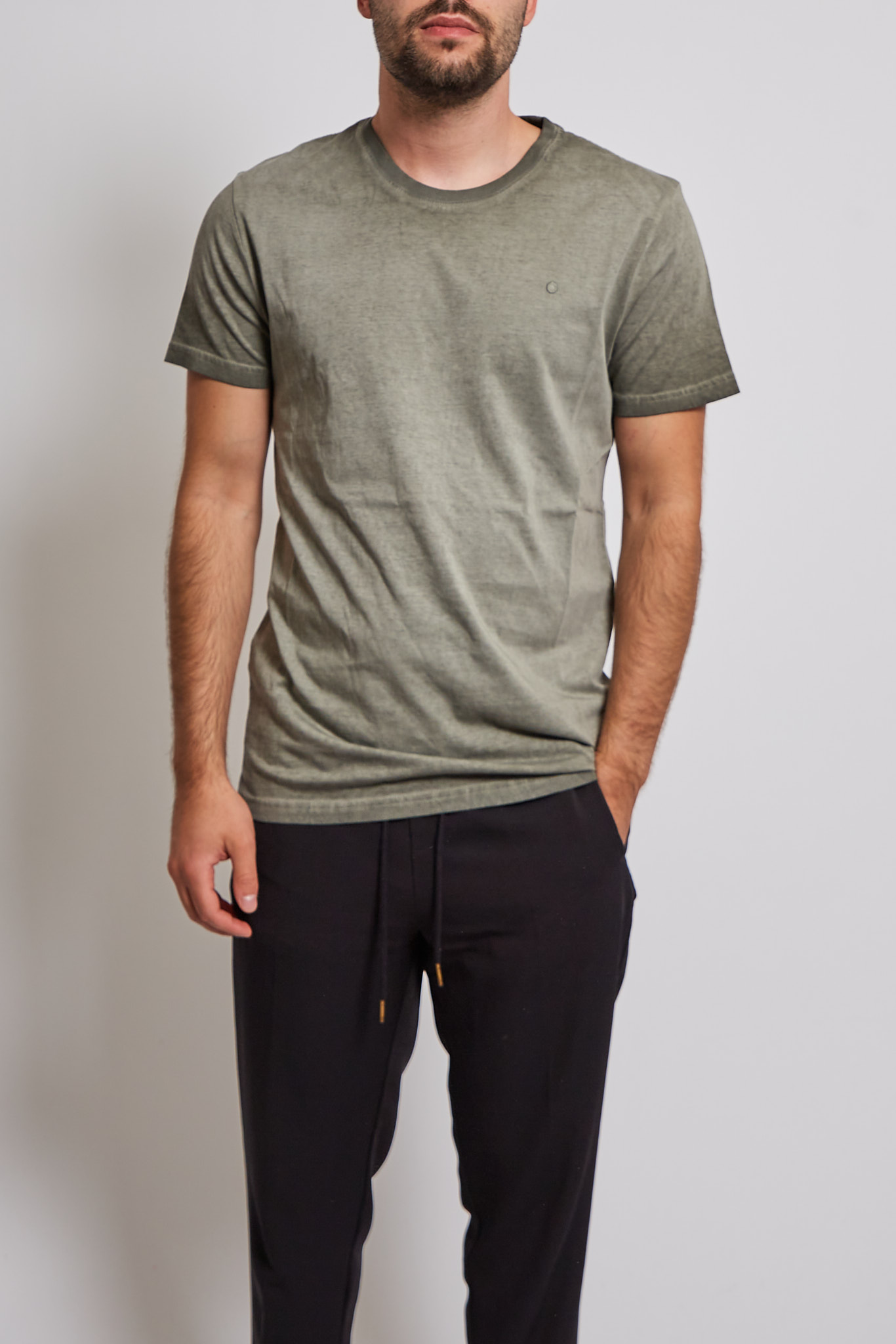 T-shirt Shockly SHOCKLY   T-shirt   213T600MILITARY