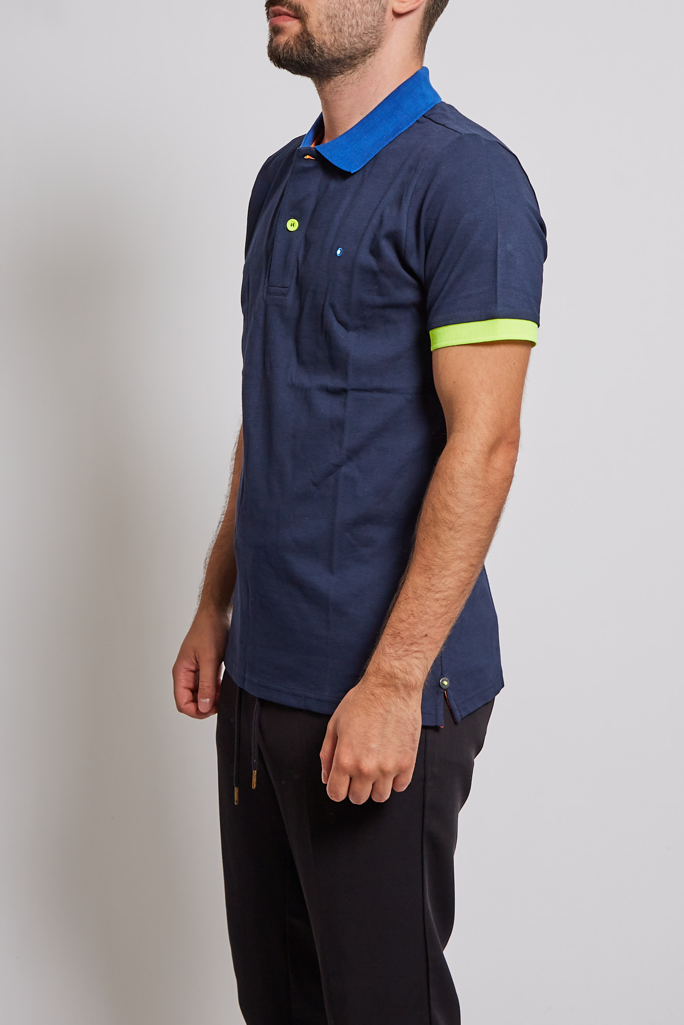 Polo Shockly SHOCKLY | Polo | 213X478NAVY