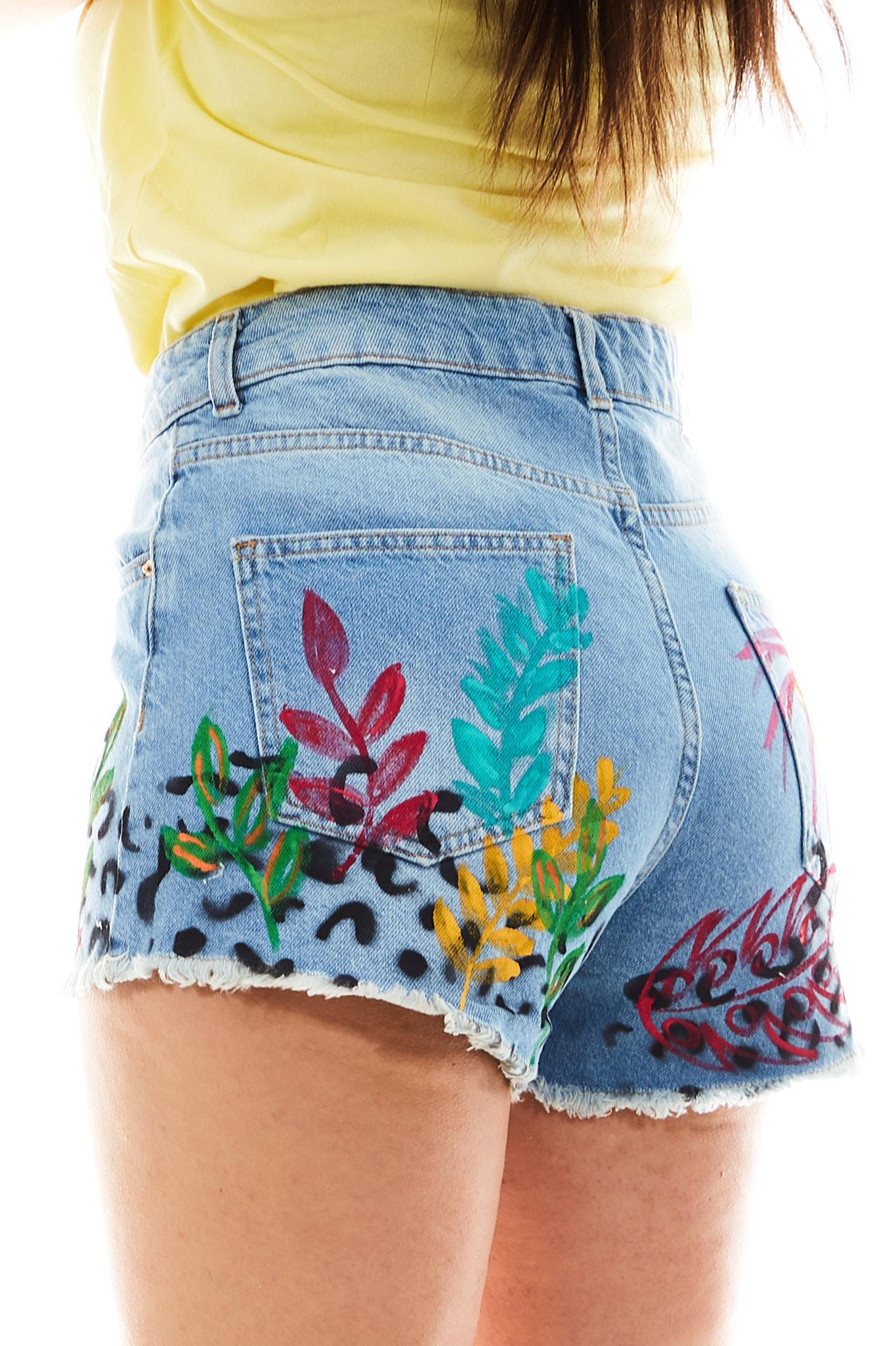 Shorts SHOP ART | Shorts | SH60832DENIM