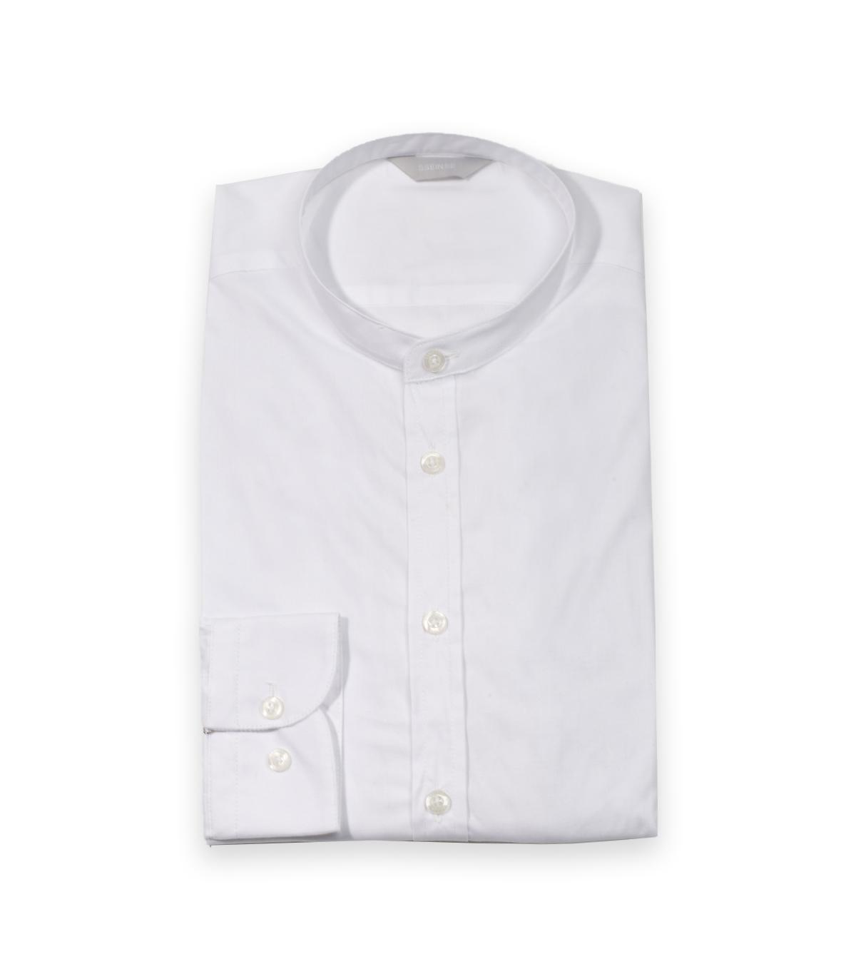 Camicia coreana SSEINSE   Camicia   CE639SSBIANCO