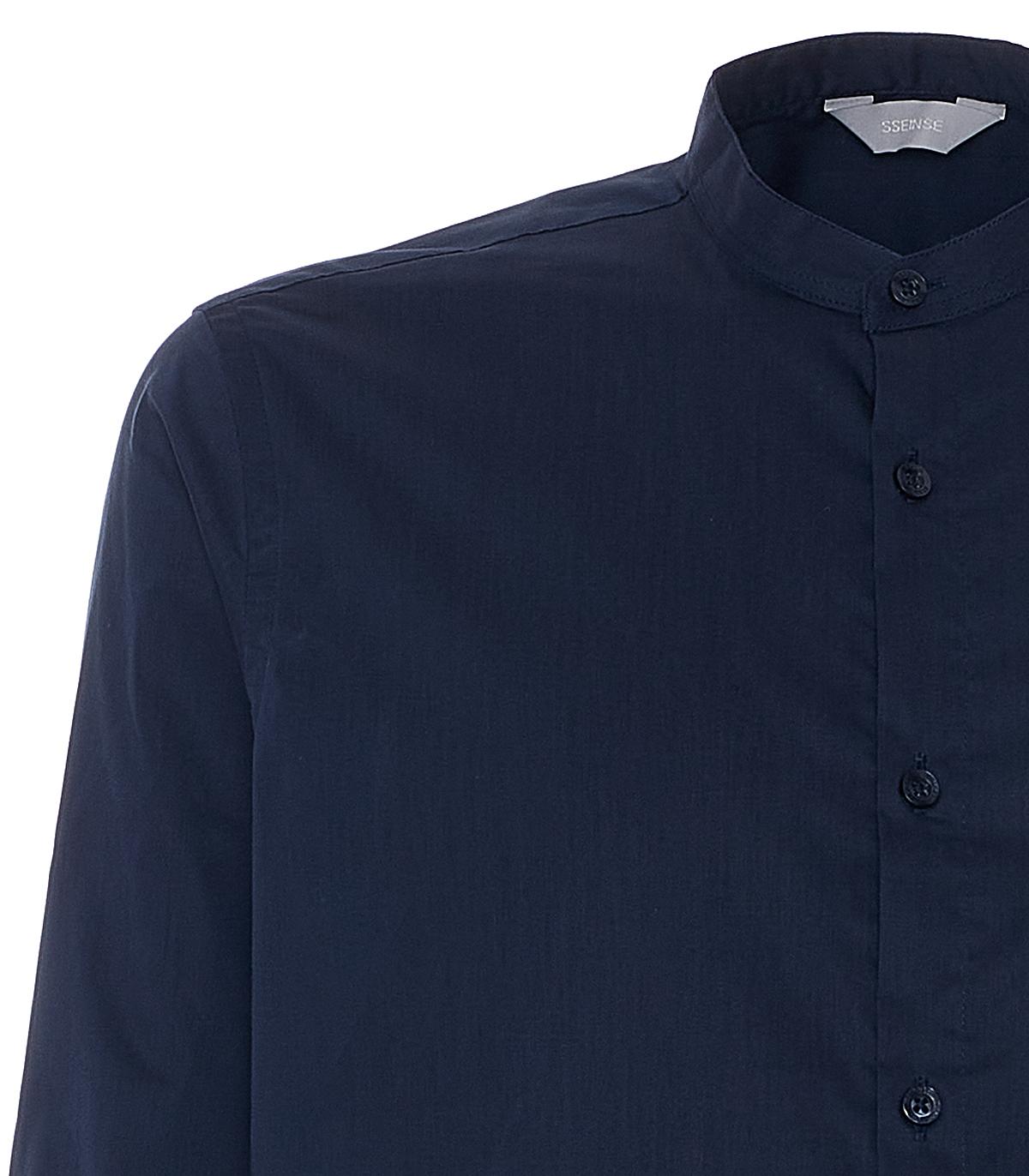 Camicia coreana SSEINSE | Camicia | CE639SSBLU NAVY