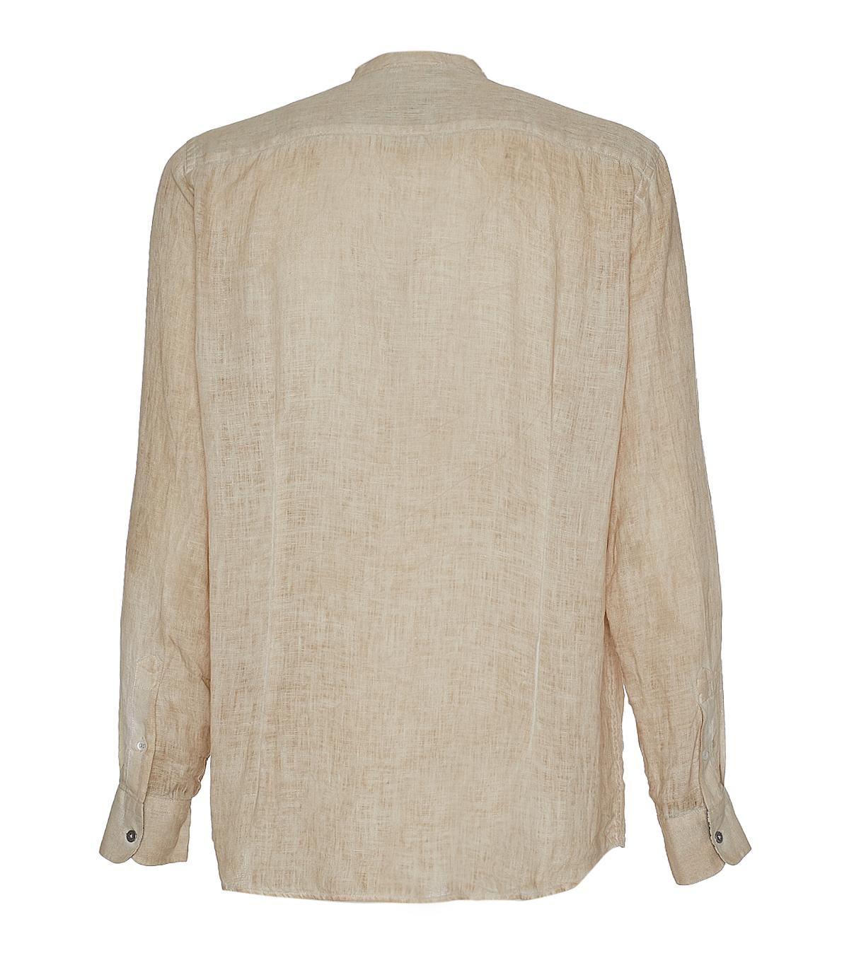 Camicia in lino Sseinse SSEINSE | Camicia | CE652SSBEIGE