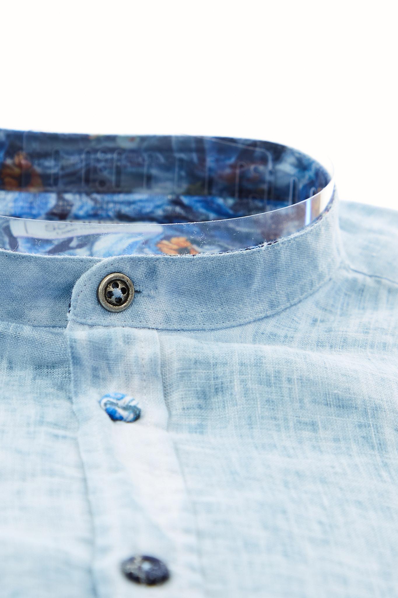 Camicia in lino Sseinse SSEINSE | Camicia | CE652SSCELESTE