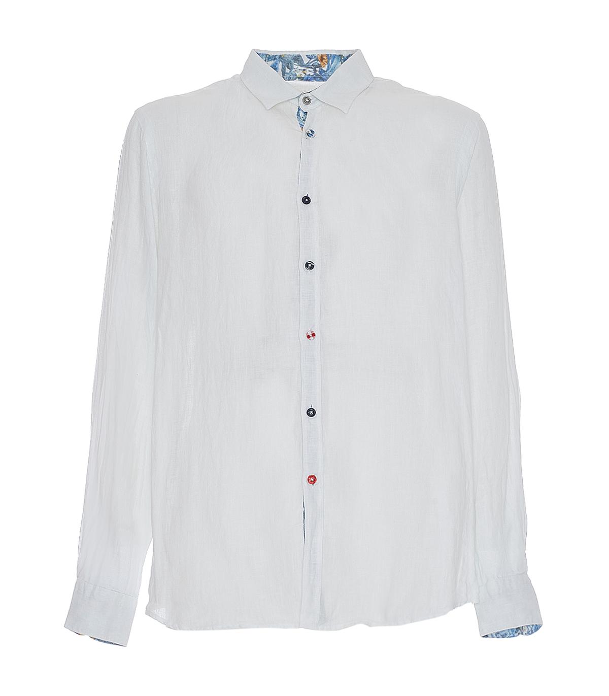 Camicia in lino Sseinse SSEINSE   Camicia   CE654SSBIANCO