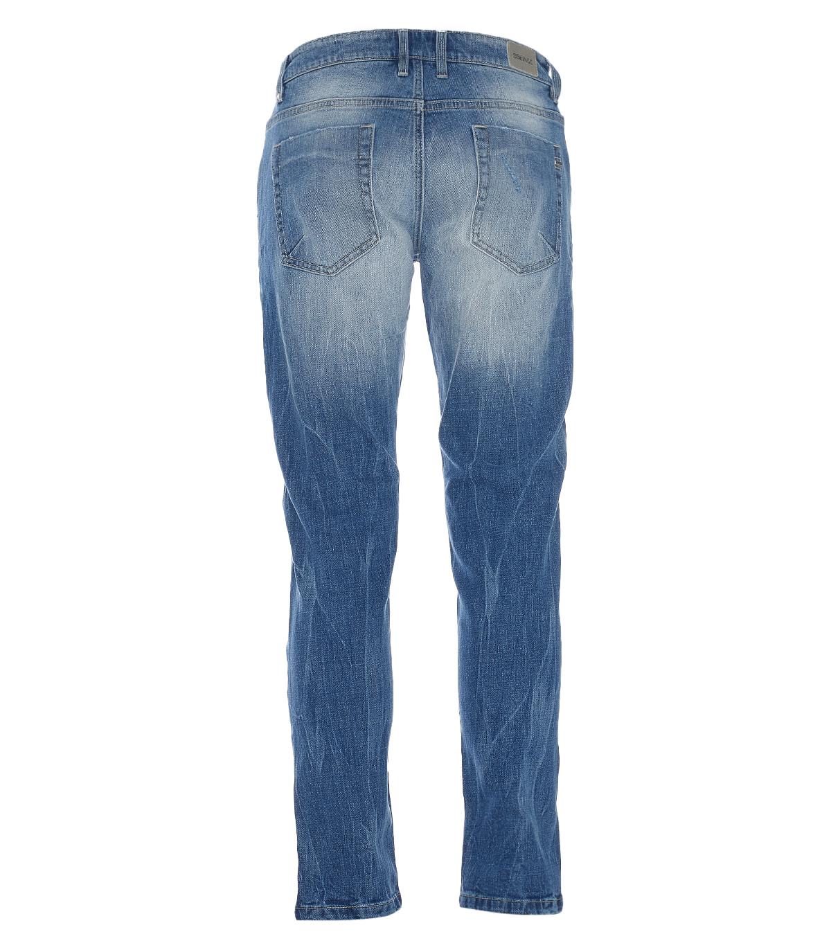 Jeans con strappi SSEINSE   Jeans   PJE756SSDENIM