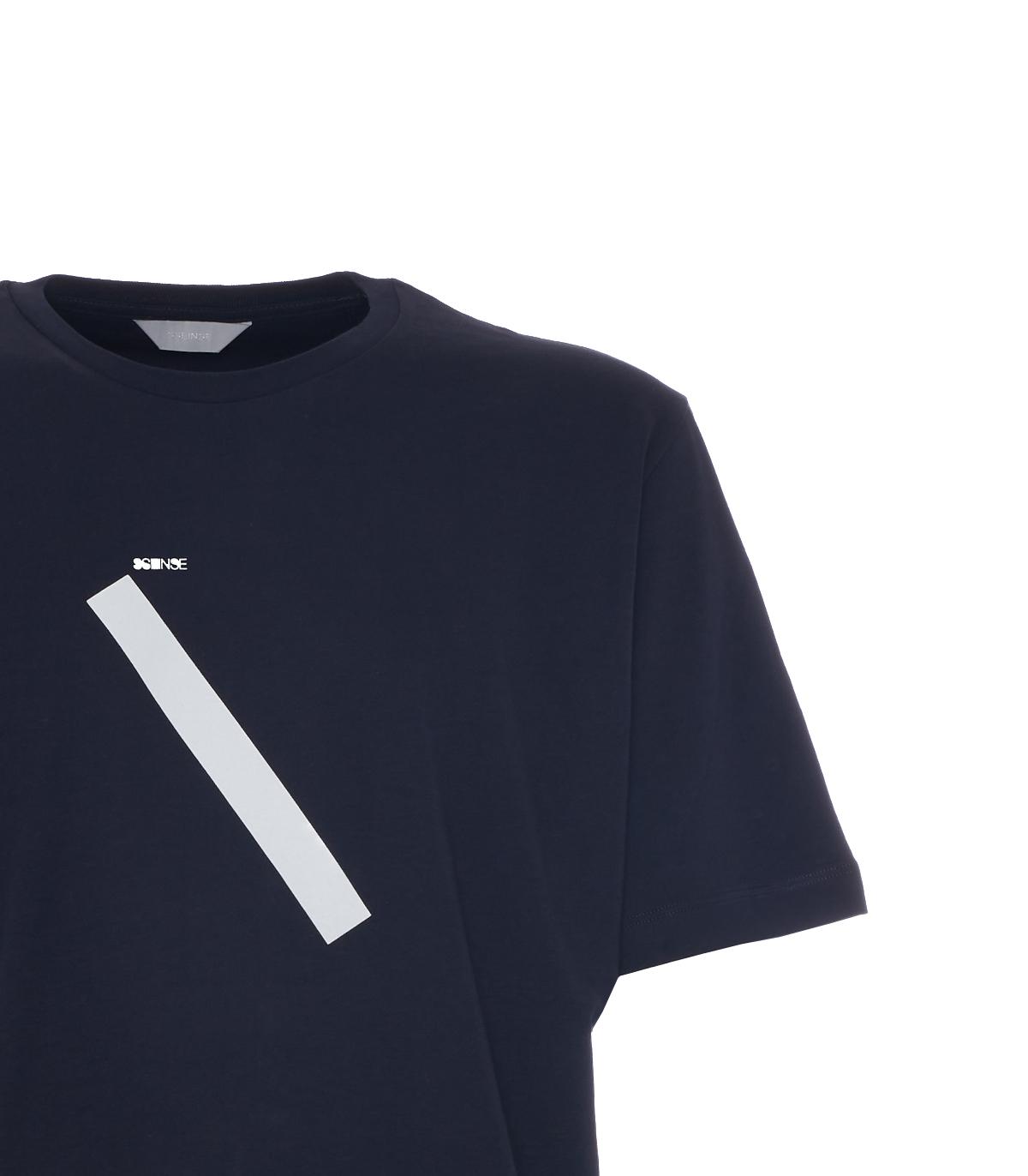 T-shirt SSEINSE | T-shirt | TE1820SSBLU NOTTE
