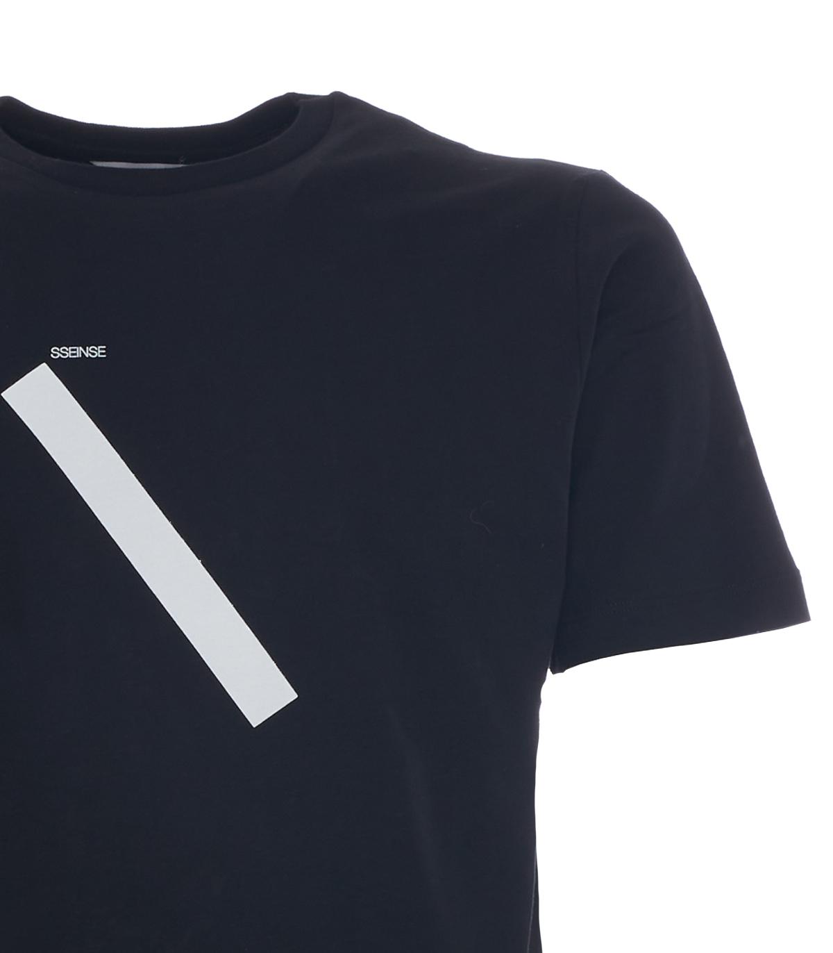 T-shirt SSEINSE | T-shirt | TE1820SSNERO