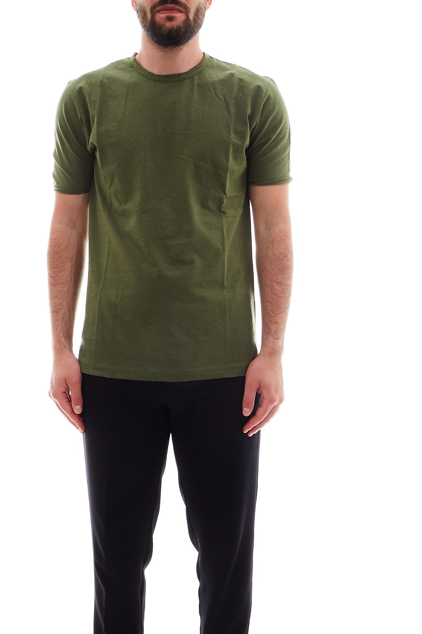 T-shirt Sseinse SSEINSE | T-shirt | TE1876SSVERDE MILITARE