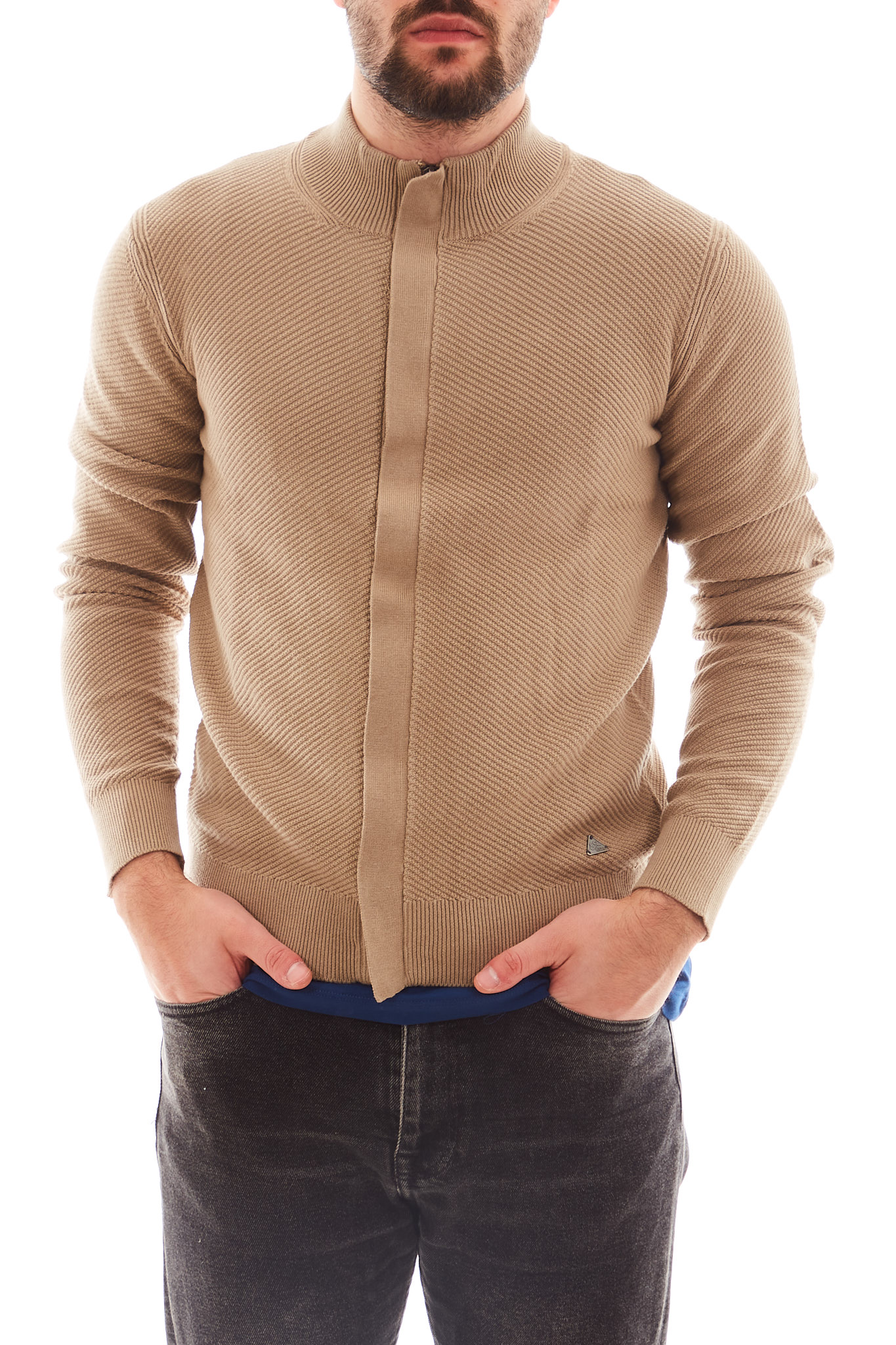 Pullover in cotone YES-ZEE   Maglia   M530-ZC000298