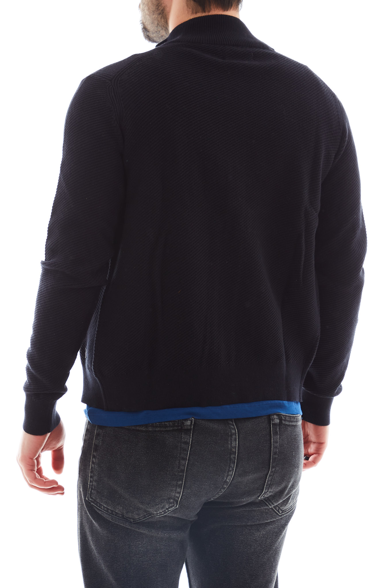 Pullover in cotone Yes-zee uomo YES-ZEE | Maglia | M530-ZC000801
