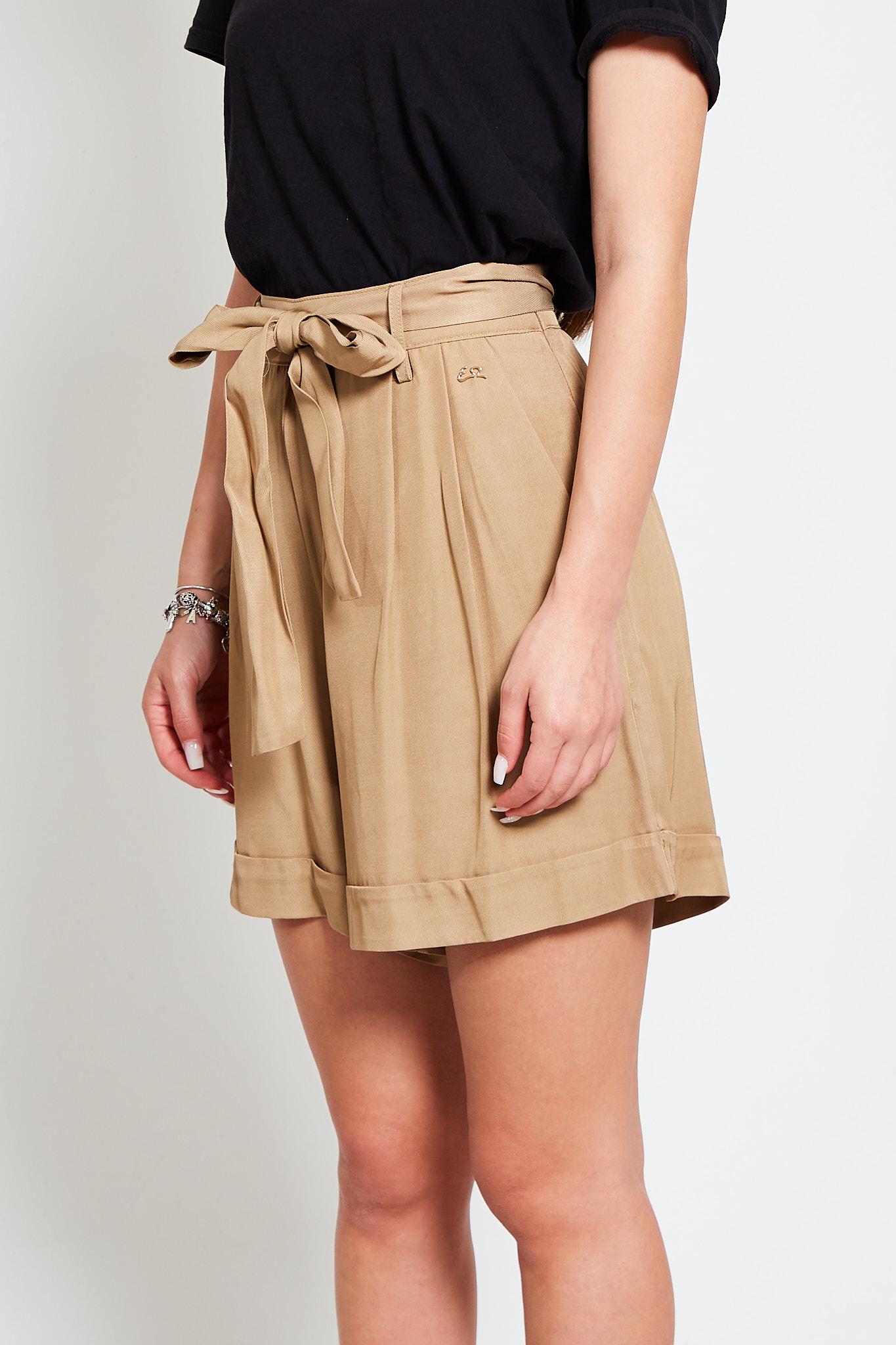 Shorts caramella Yes-zee YES-ZEE | Shorts | P264-EL000223