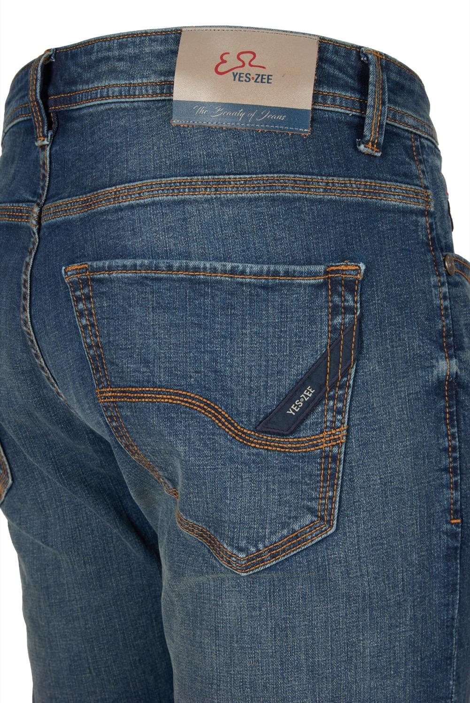 Jeans Yes-zee YES-ZEE   Jeans   P601-F572J711