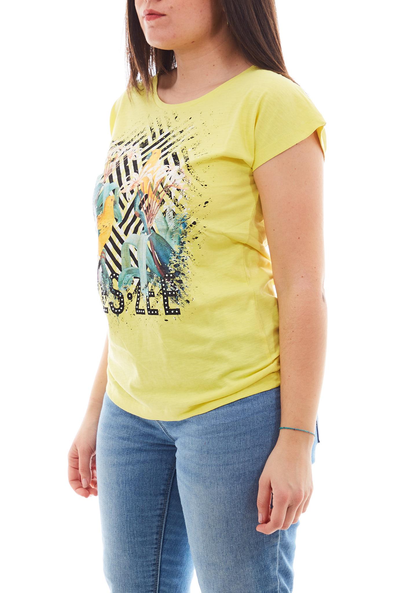 T-shirt YES-ZEE | T-shirt | T212-TL020322