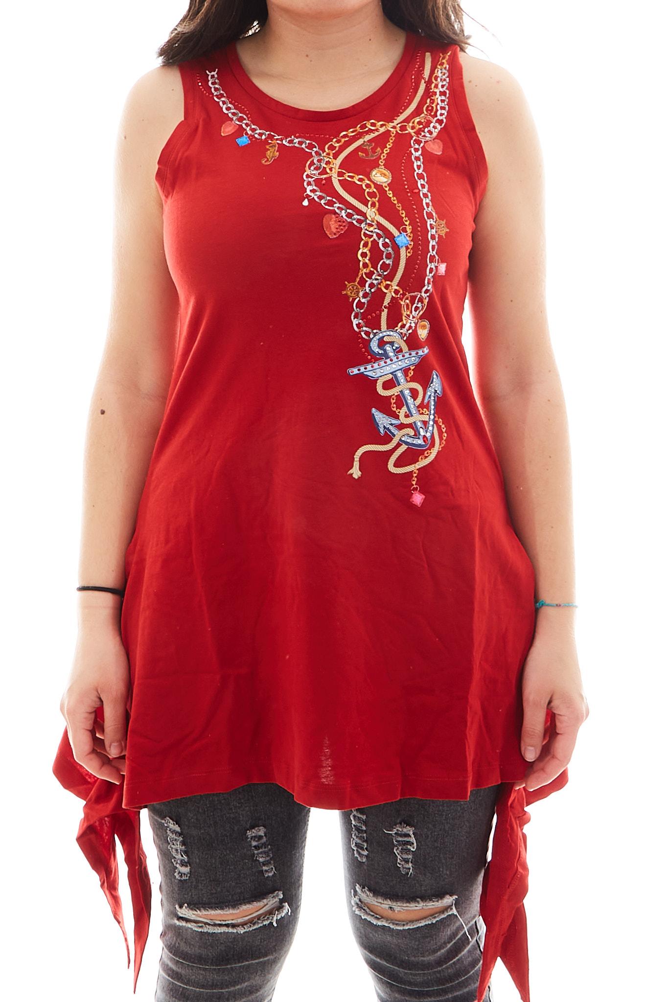 Canotta Yes Zee YES-ZEE | T-shirt | T228-S1010505