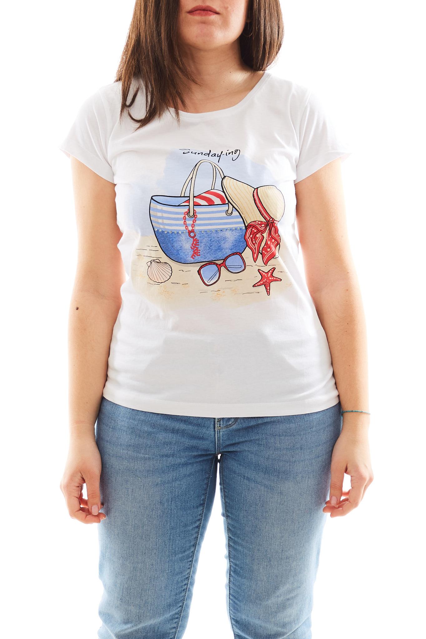 T-shirt YES-ZEE | T-shirt | T257-S1020101