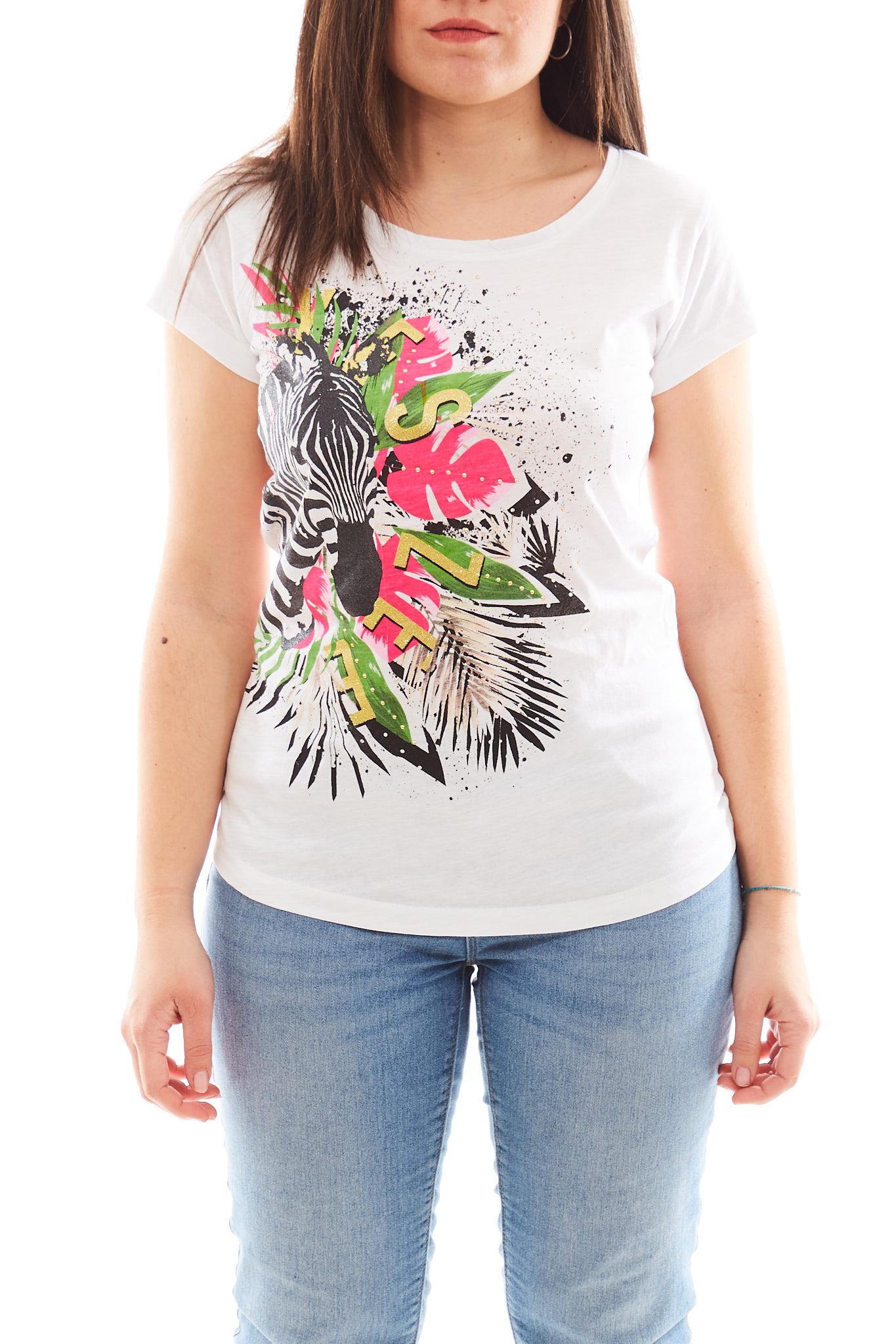 T-shirt YES-ZEE | T-shirt | T257-TL040107
