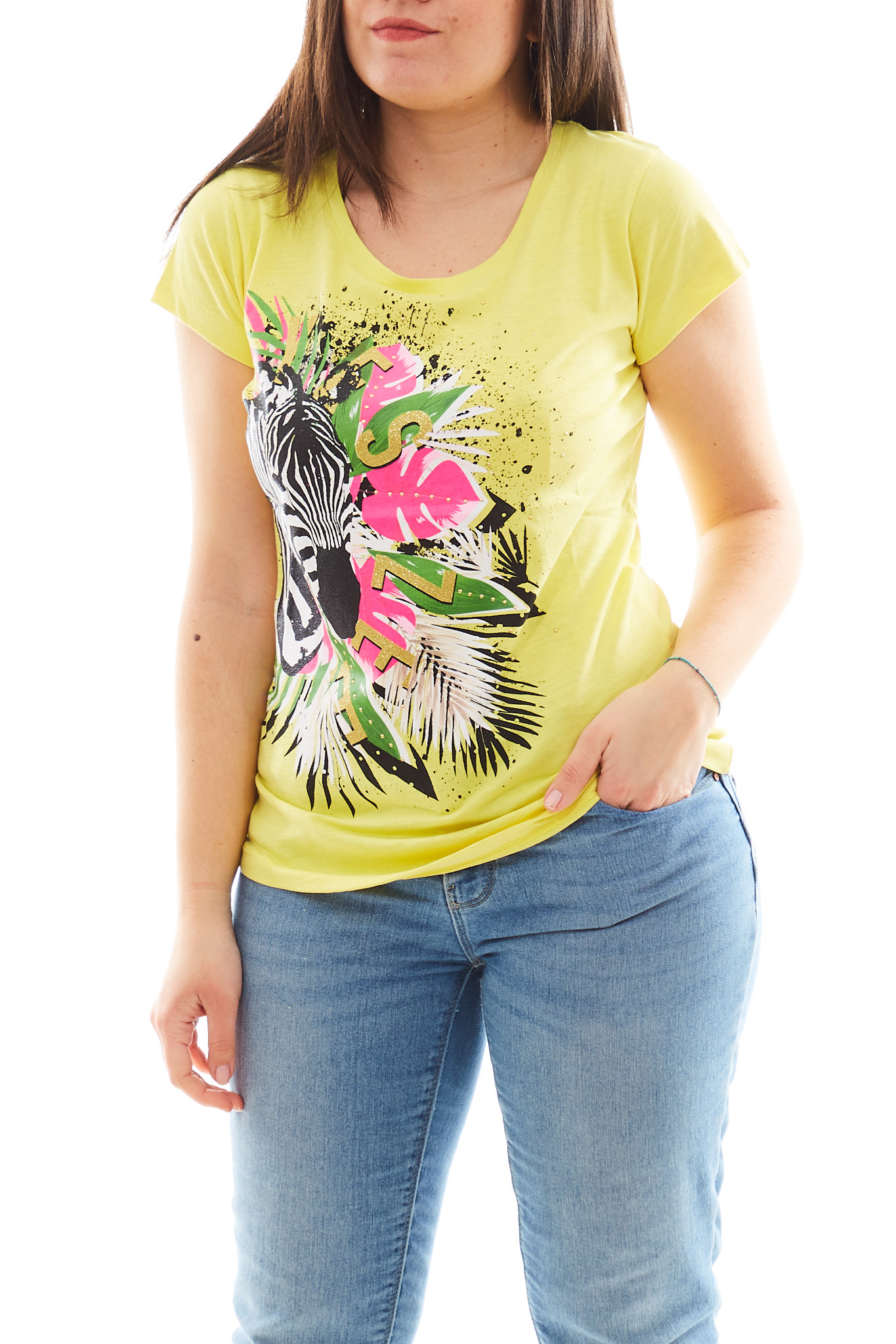 T-shirt YES-ZEE | T-shirt | T257-TL040322