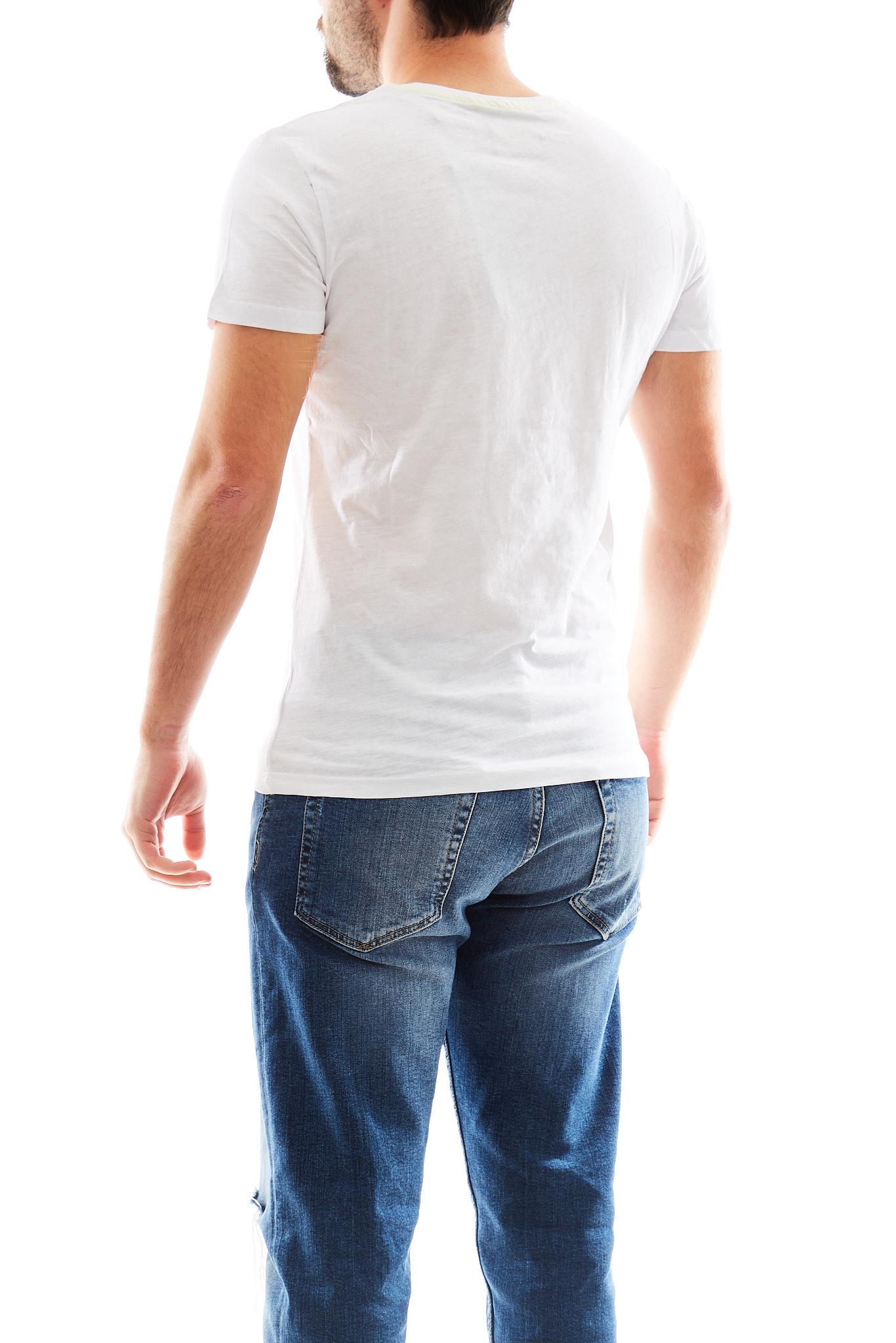 T-shirt yes-zee YES-ZEE | T-shirt | T700-TL120101