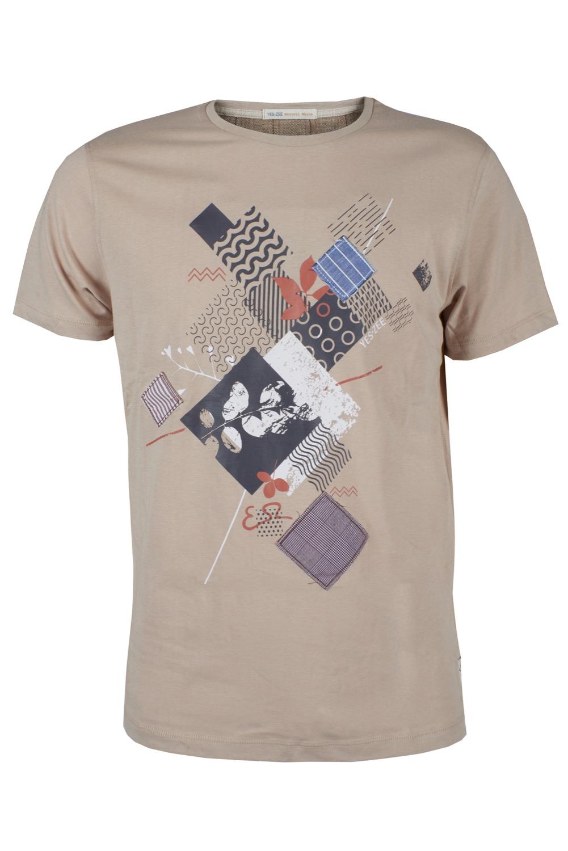 T-shirt Yes-zee YES-ZEE   T-shirt   T738-S1040222
