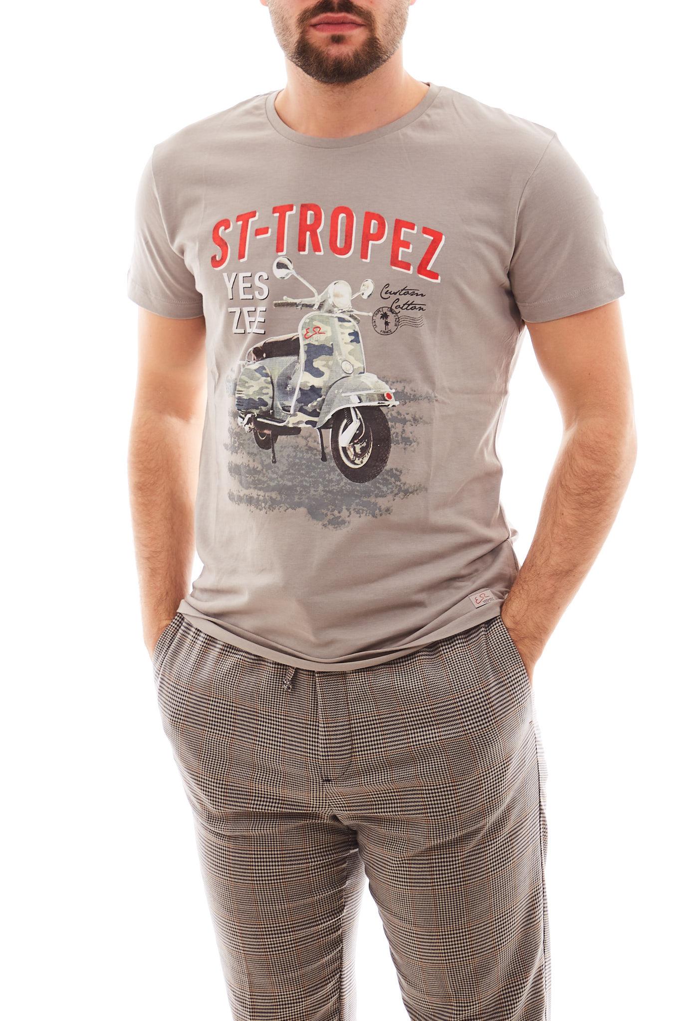 T-shirt YES-ZEE | T-shirt | T739-S1050809