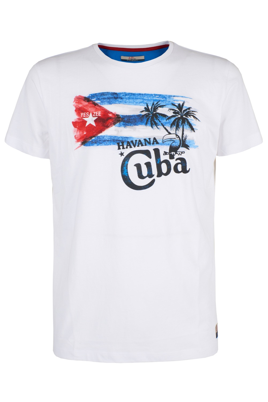 T-shirt Yes-zee YES-ZEE   T-shirt   T739-S1070101