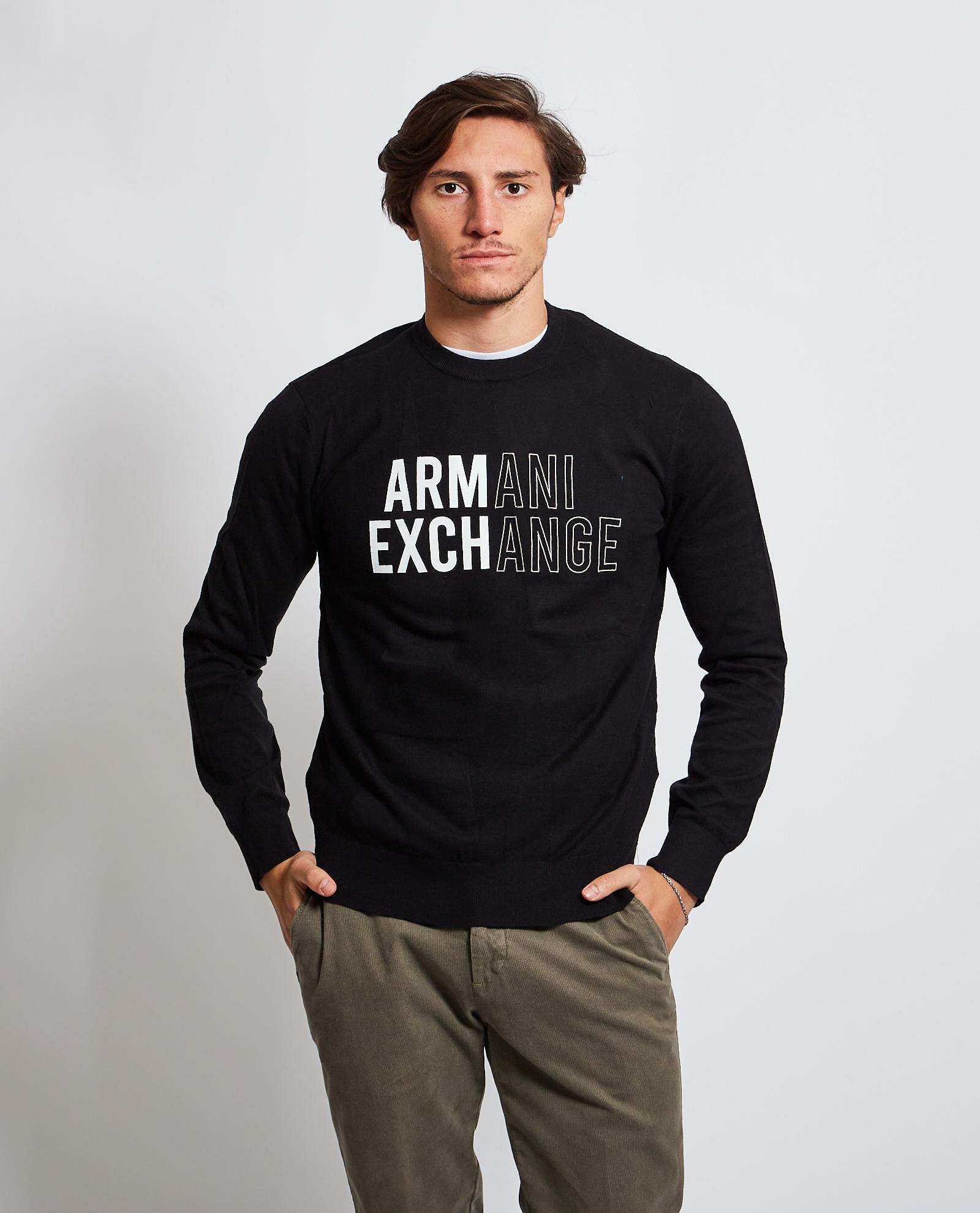 Felpa Armani Exchange ARMANI EXCHANGE | Felpa | 6KZM1A-ZML5Z1200
