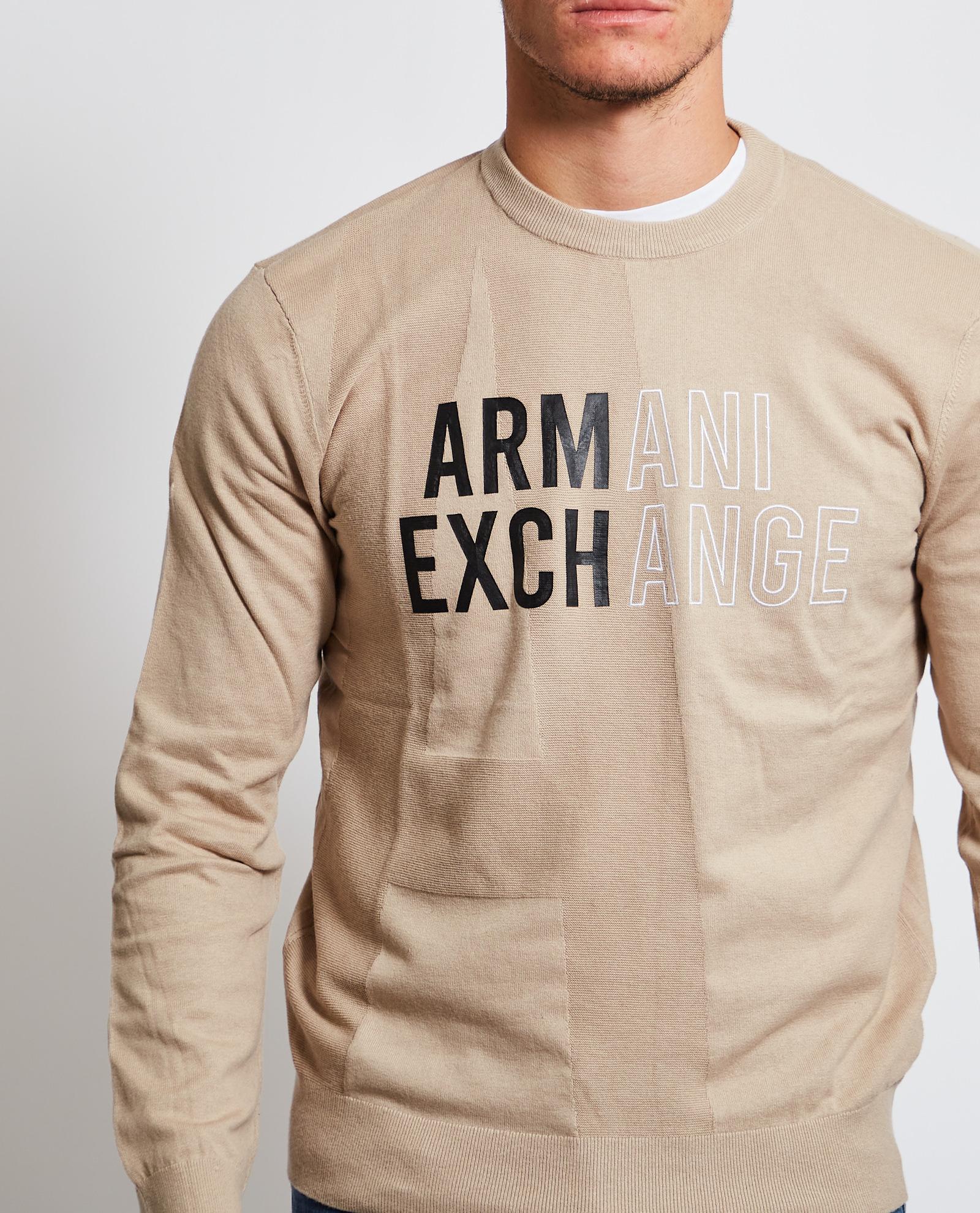 Felpa Armani Exchange ARMANI EXCHANGE | Felpa | 6KZM1A-ZML5Z1724