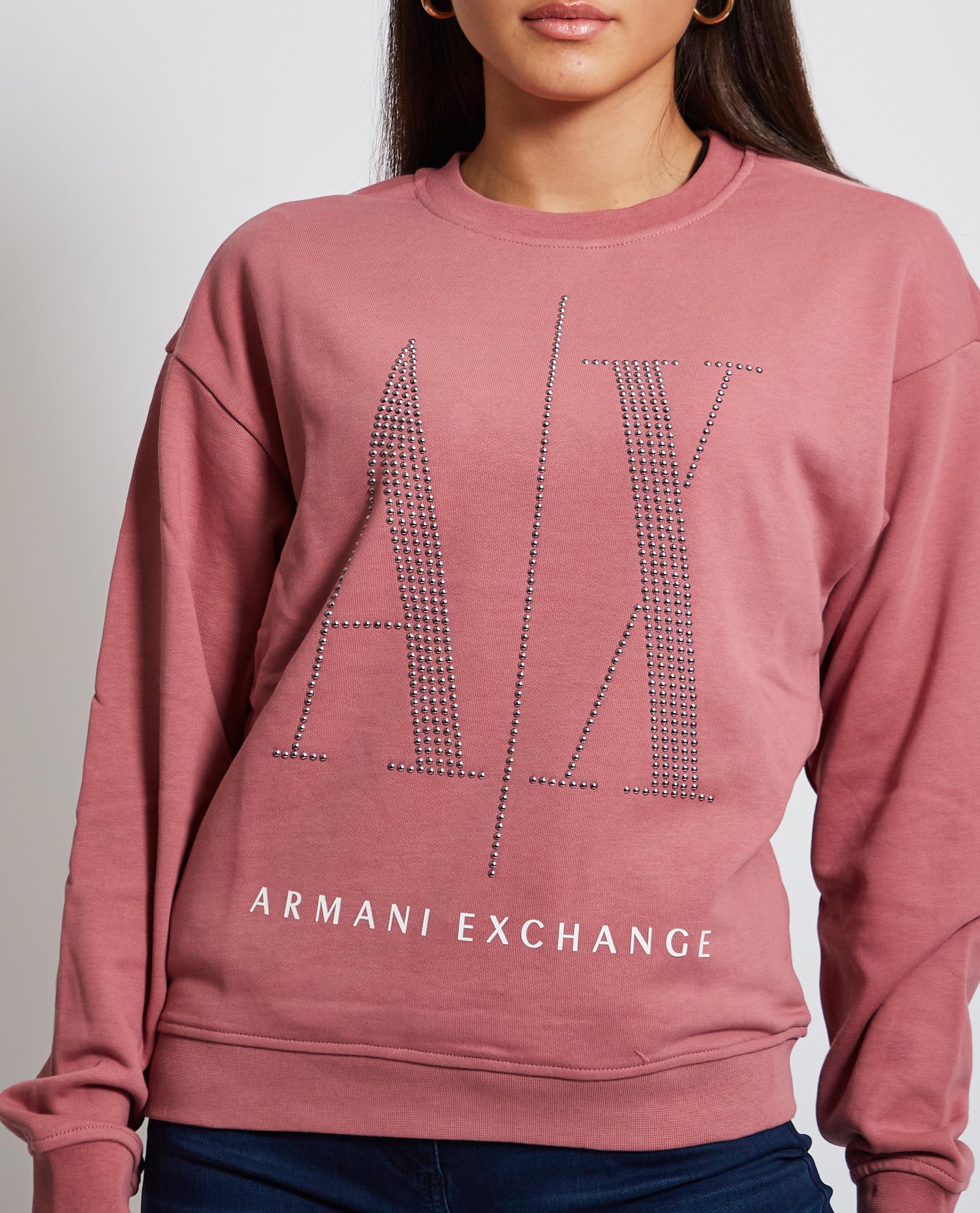Felpa Armani Exchange ARMANI EXCHANGE   Felpa   8NYM01-YJ68Z1493