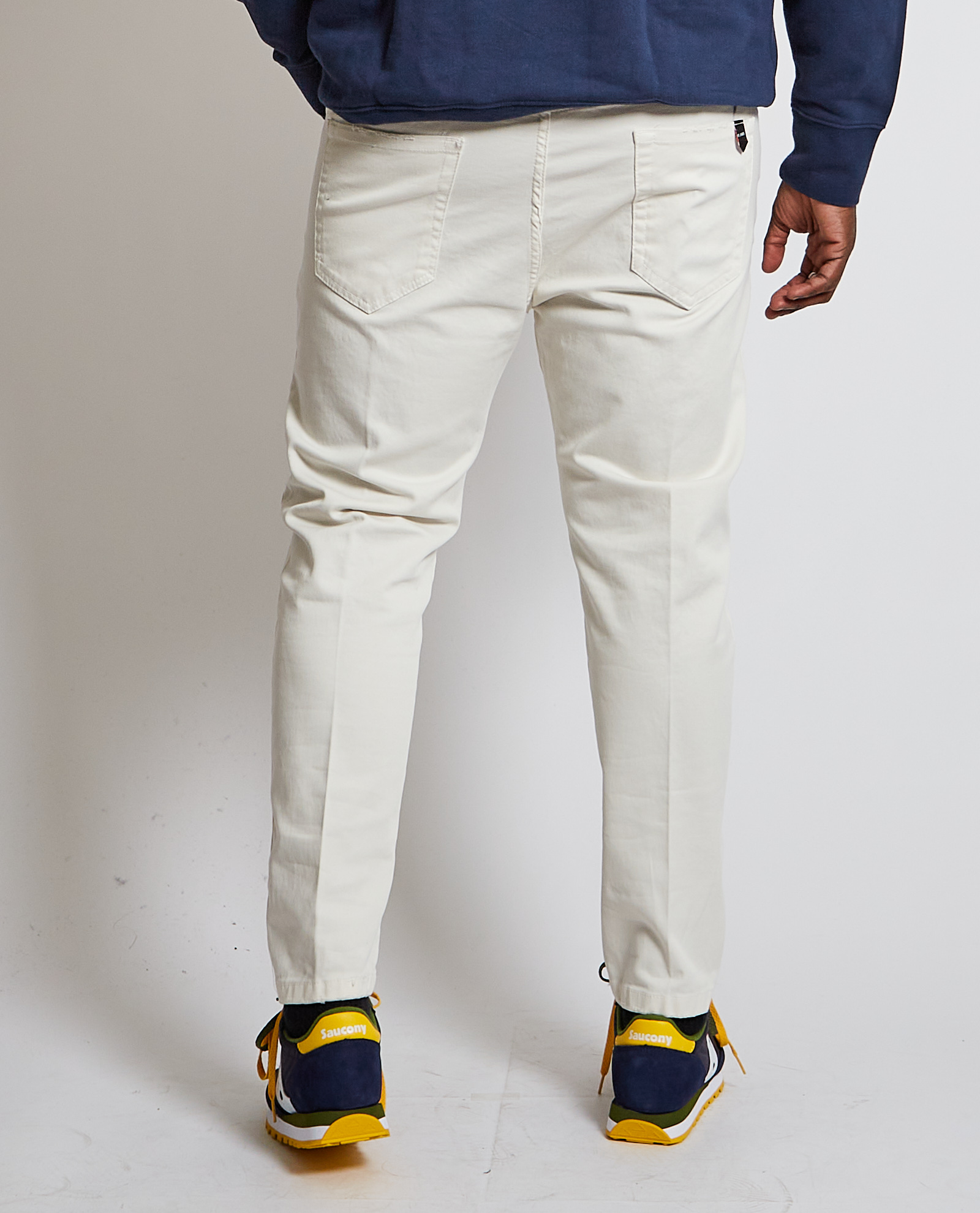 Jeans BY-AND BY-AND   Pantalone   MUSICWHITE