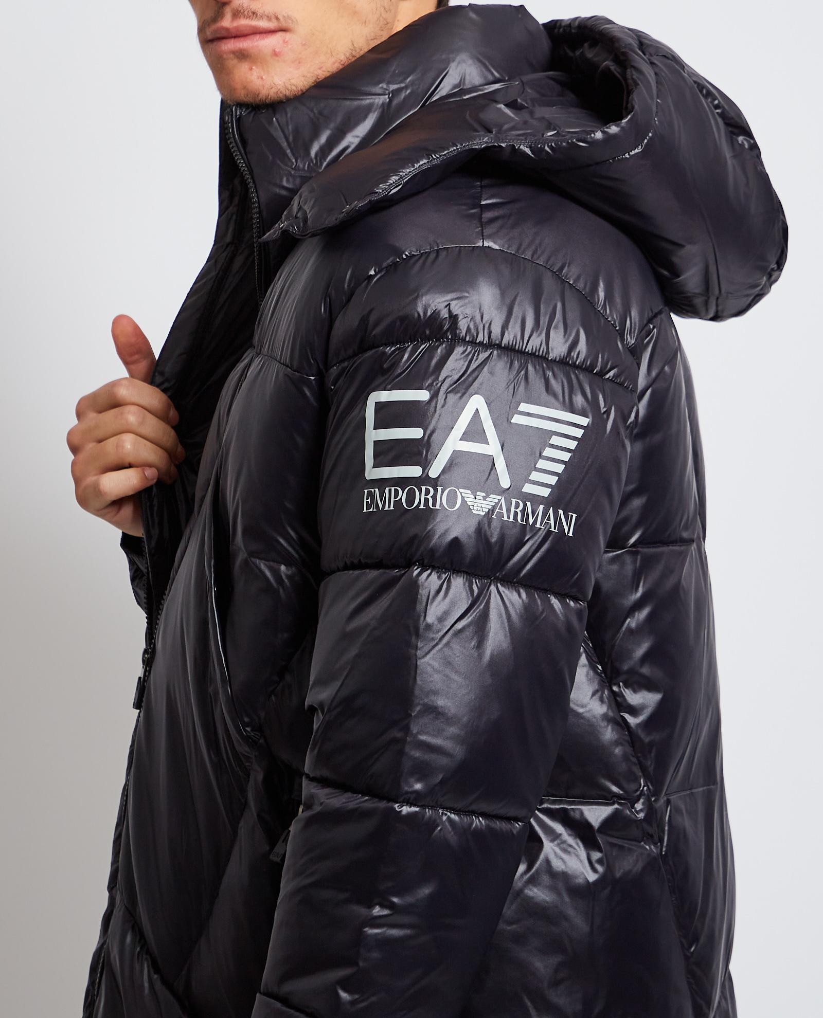 Piumino lungo impermeabile EA7 EA7   Cappotto   6KPK05-PNR4Z1200