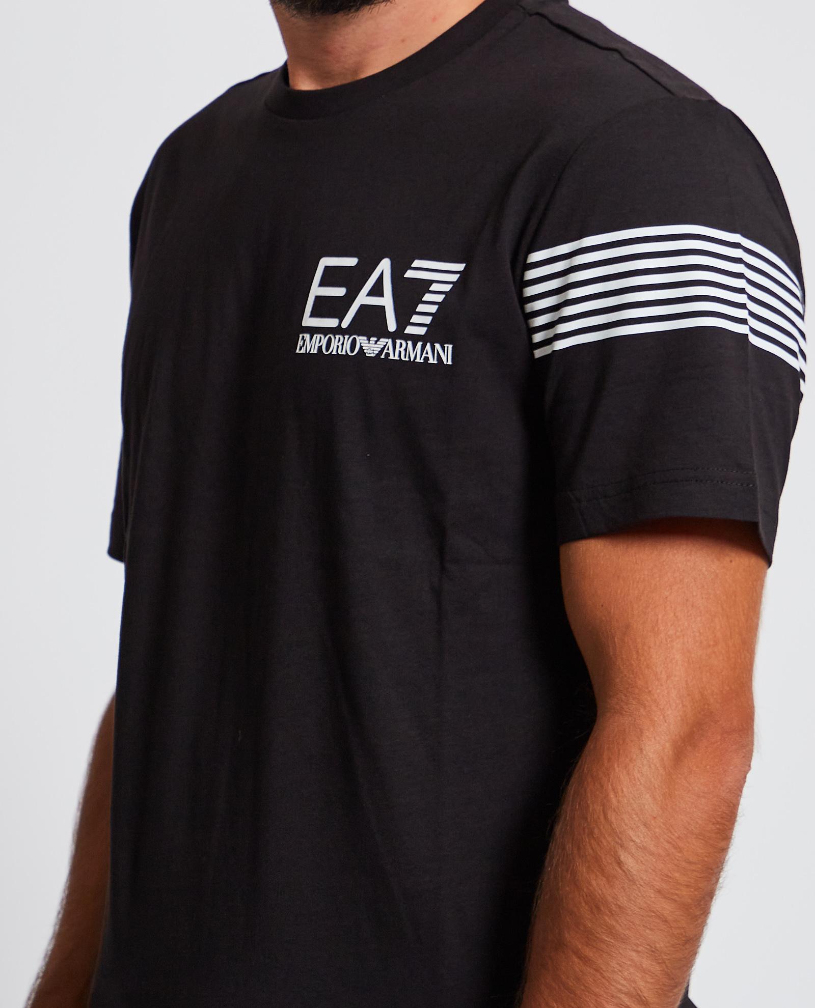 T-shirt con logo sul petto EA7 EA7 | T-shirt | 6KPT03-PJ3BZ1200