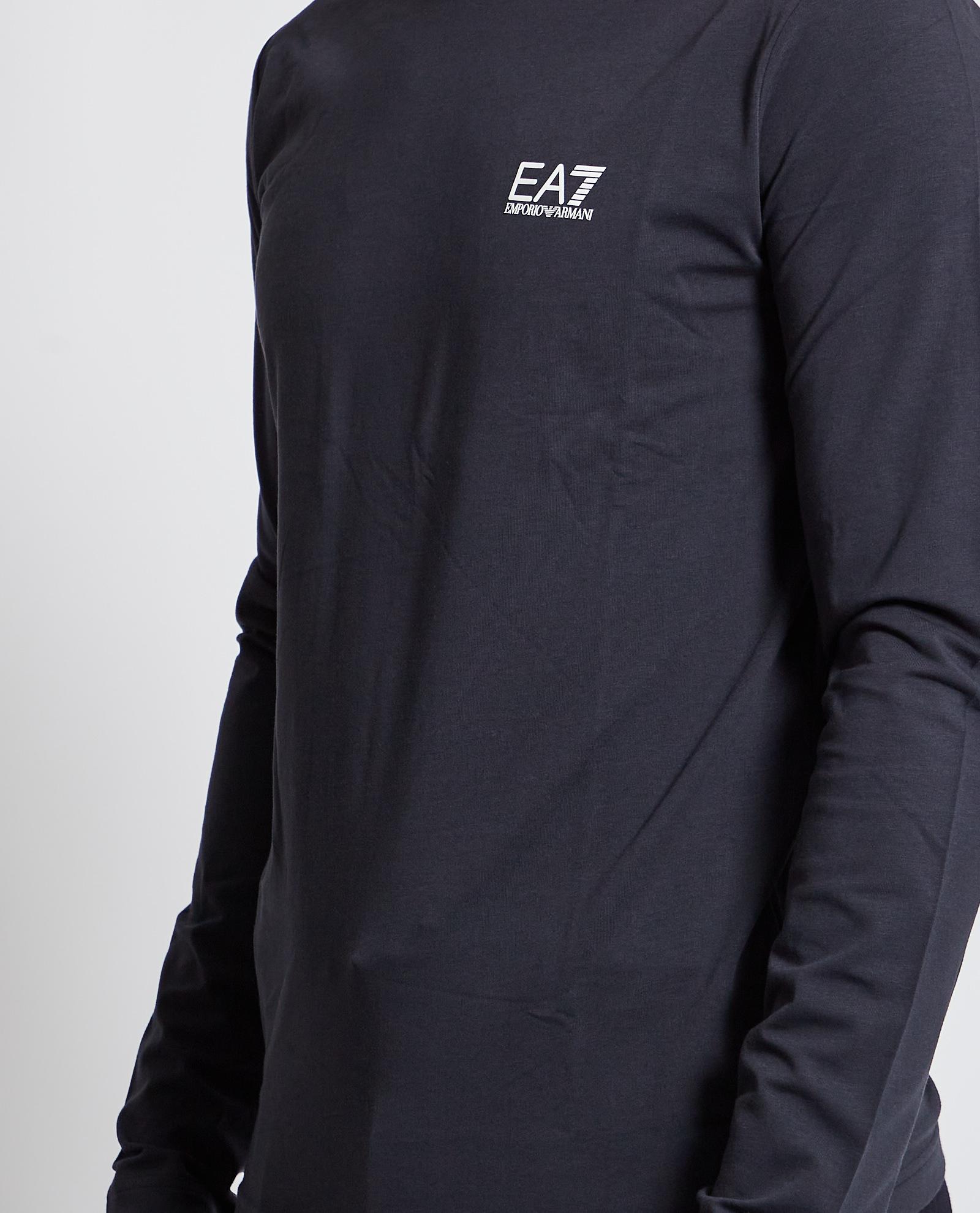 Maglia a manica lunga con logo EA7   Maglia   8NPT55-PJM5Z1578