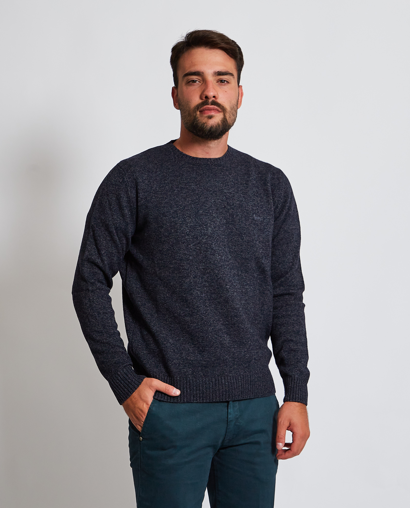 Pullover in lana Harmont and Blaine HARMONT & BLAINE | Maglia | HRG396030646801