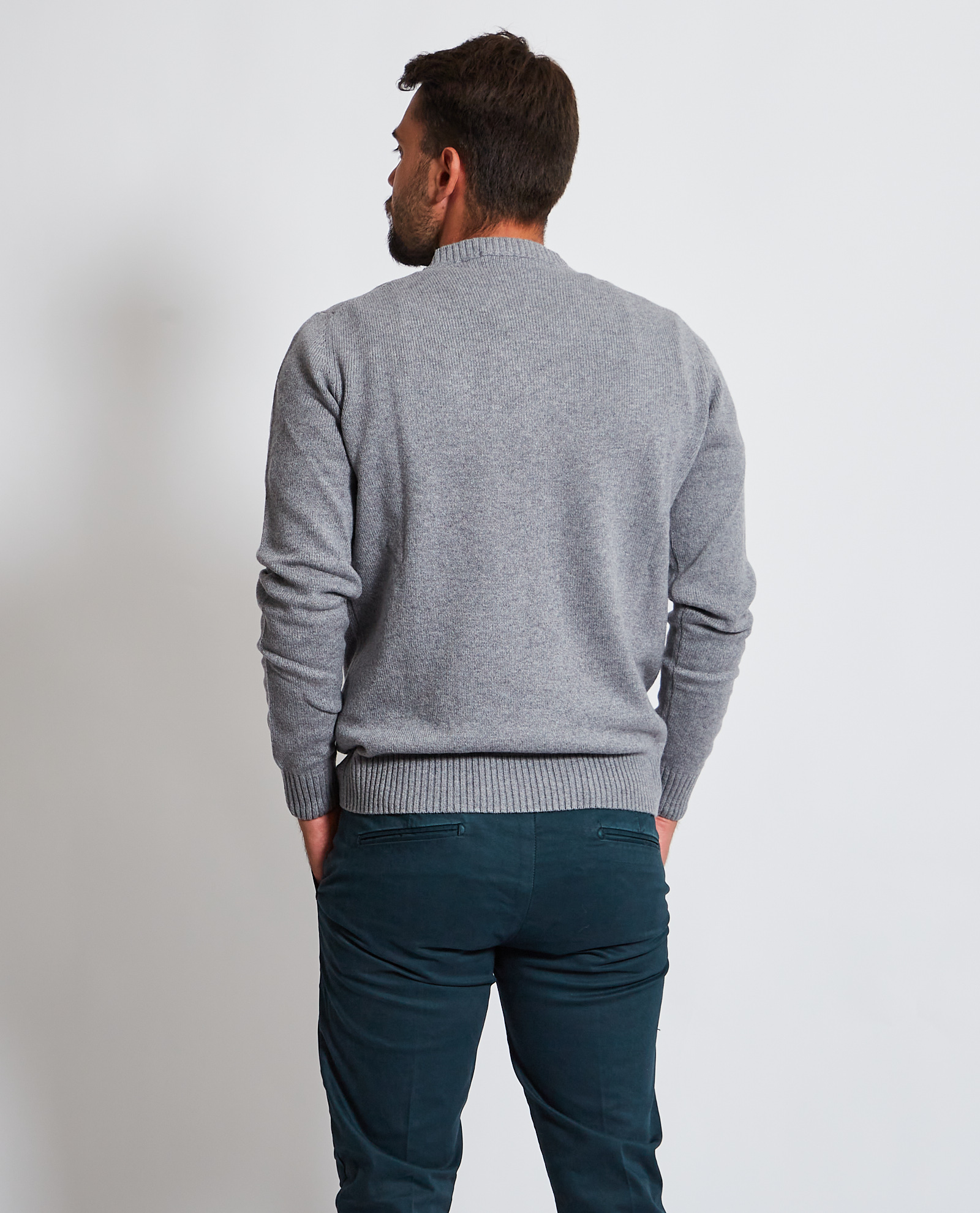 Pullover in lana Harmont and Blaine HARMONT & BLAINE   Maglia   HRG39903646904