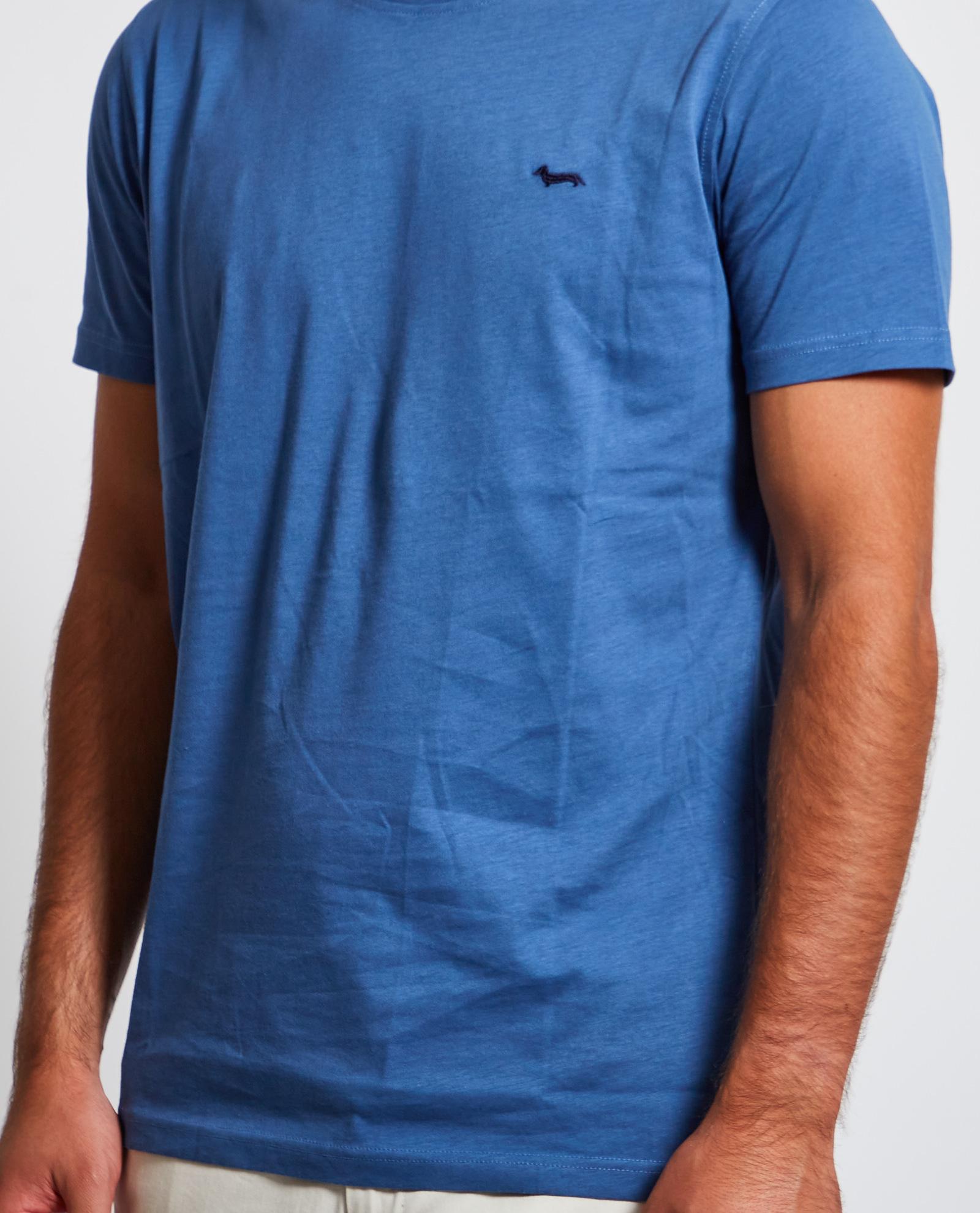 T-shirt con logo Harmont and Blaine HARMONT & BLAINE | T-shirt | ING001021055856