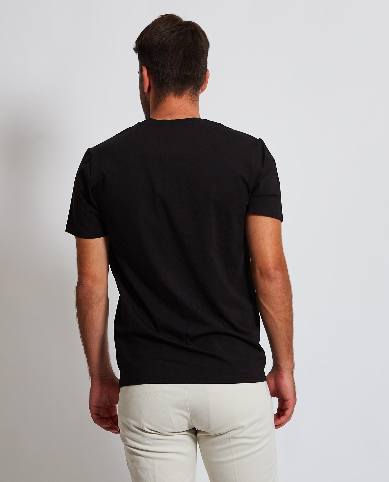 T-shirt con logo Harmont and Blaine HARMONT & BLAINE   T-shirt   ING148021130999